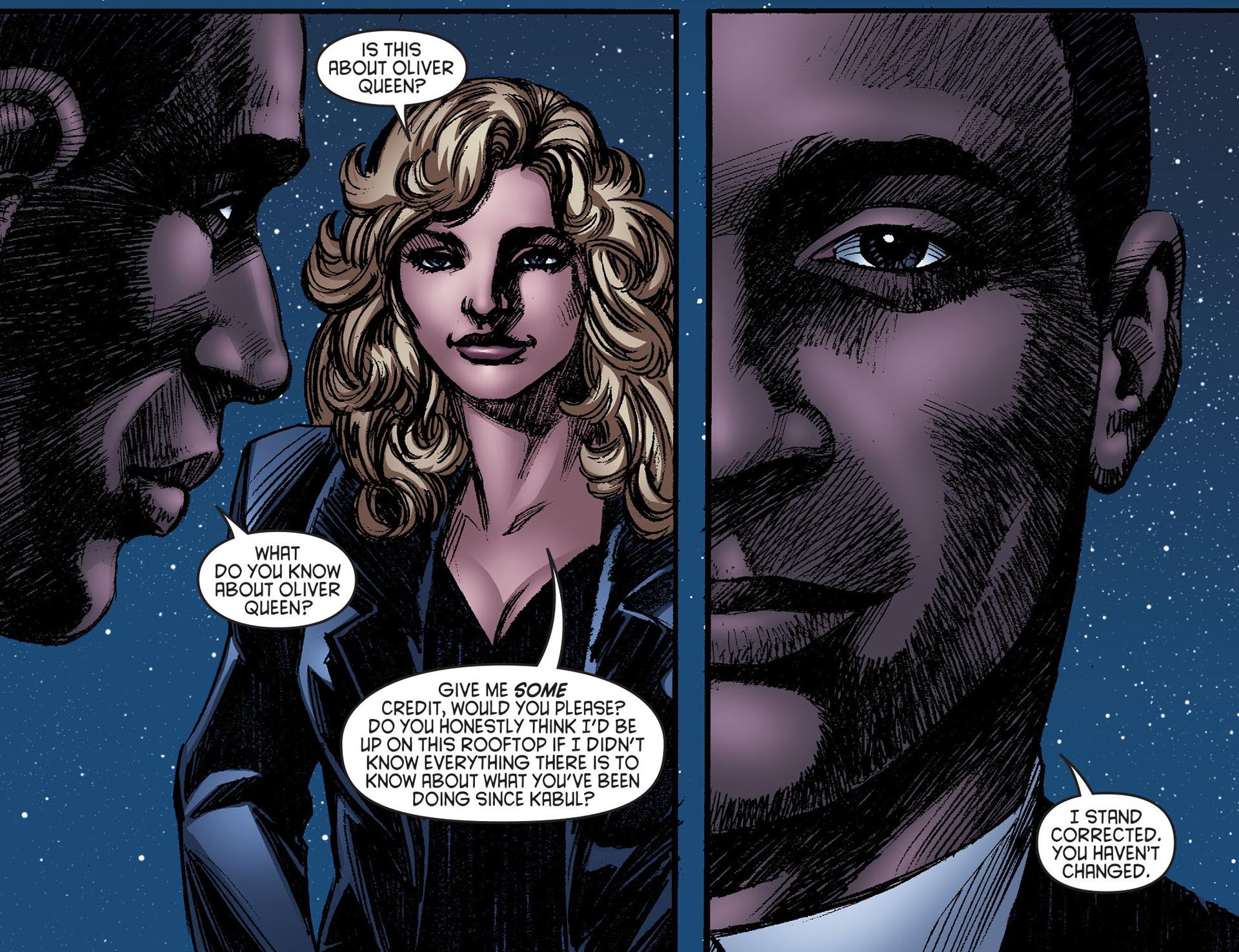 Read online Arrow [II] comic -  Issue #25 - 4