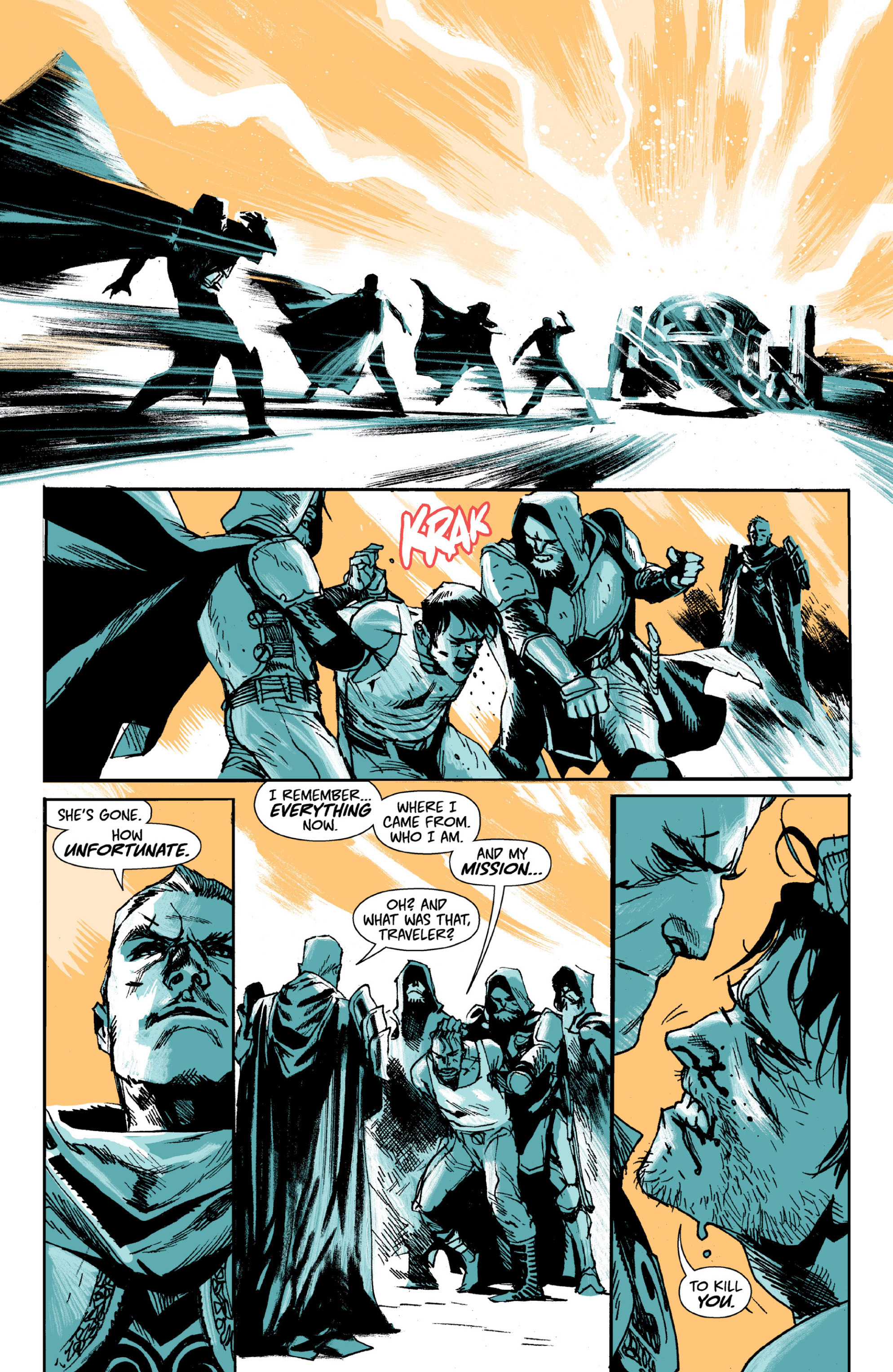 Read online Ei8ht comic -  Issue # TPB - 75