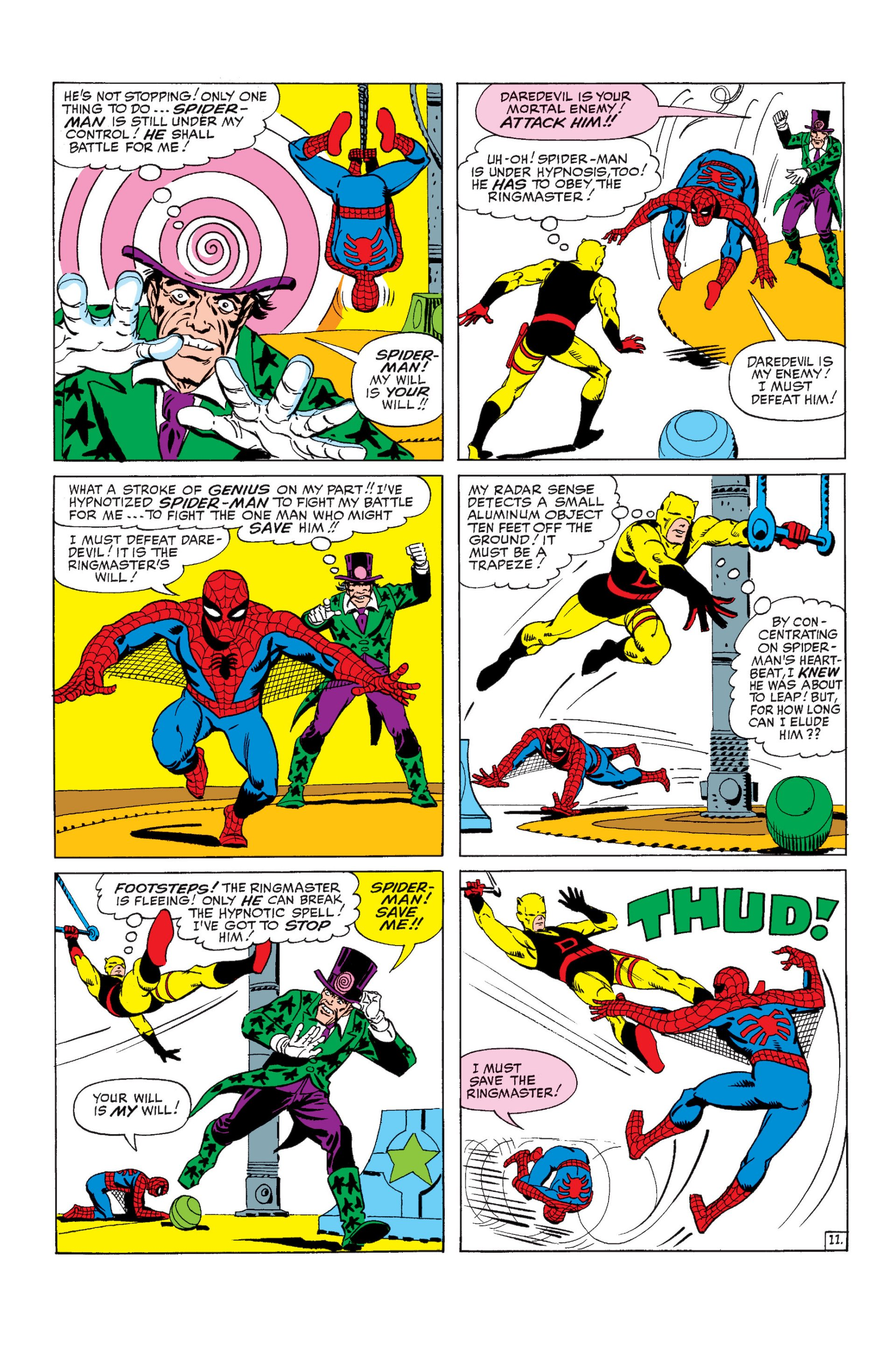 The Amazing Spider-Man (1963) 16 Page 11