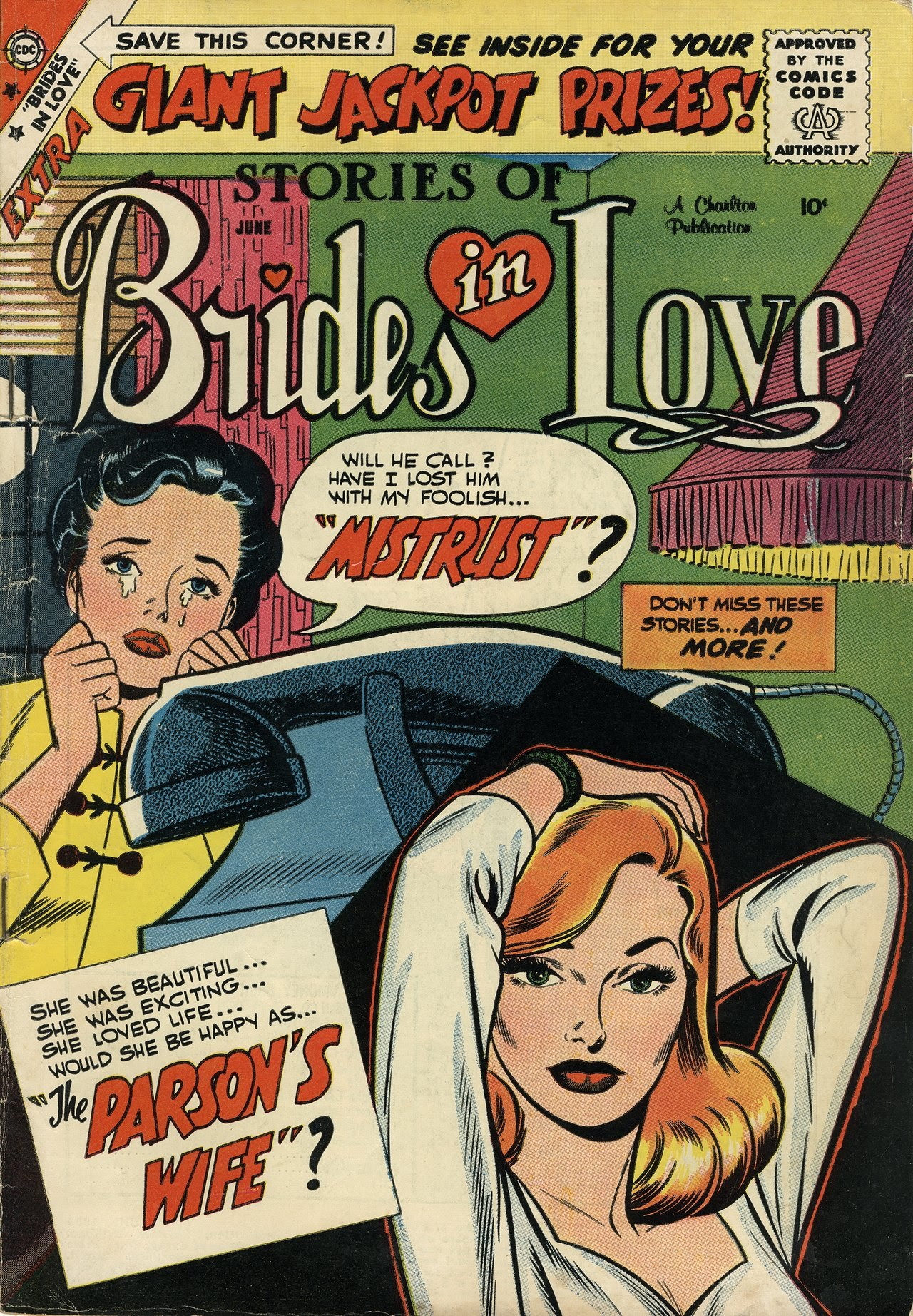 Brides in Love 13 Page 1