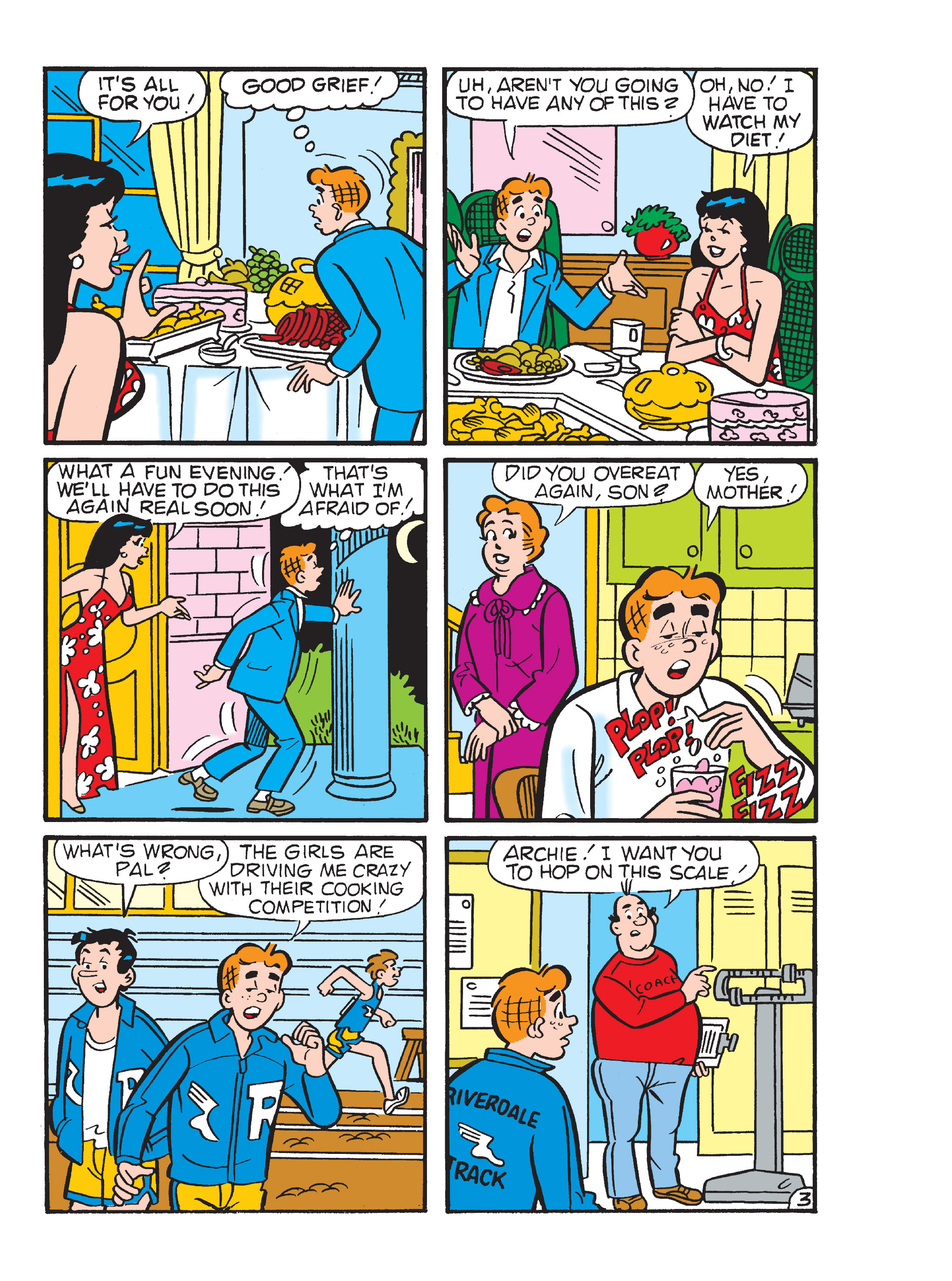 Read online Archie 1000 Page Comics Blowout! comic -  Issue # TPB (Part 4) - 145