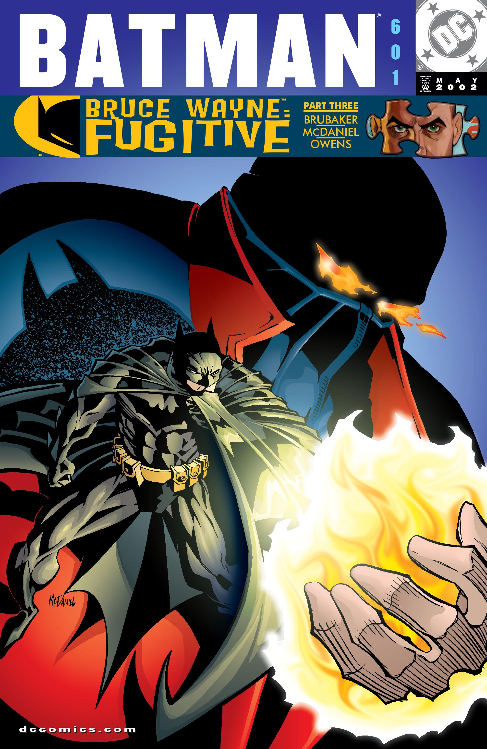 Batman (1940) 601 Page 1