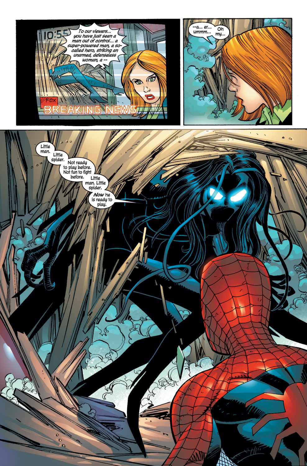 The Amazing Spider-Man (1999) 47 Page 11