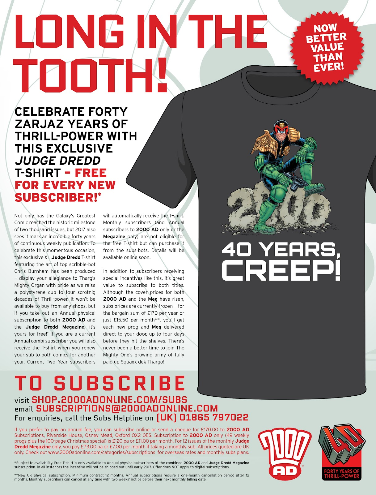Judge Dredd Megazine (Vol. 5) Issue #381 #180 - English 2