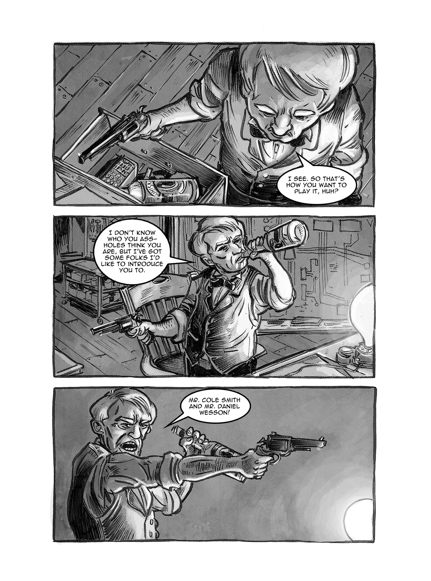 Read online FUBAR comic -  Issue #3 - 184