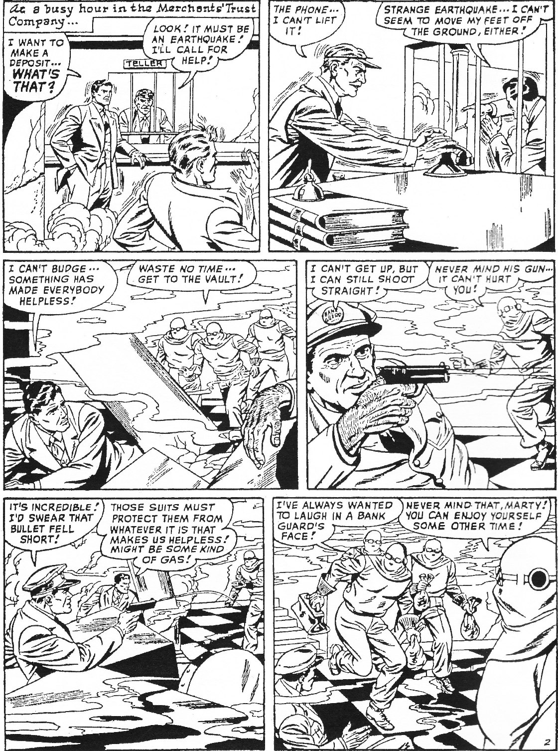 Read online Men of Mystery Comics comic -  Issue #63 - 4