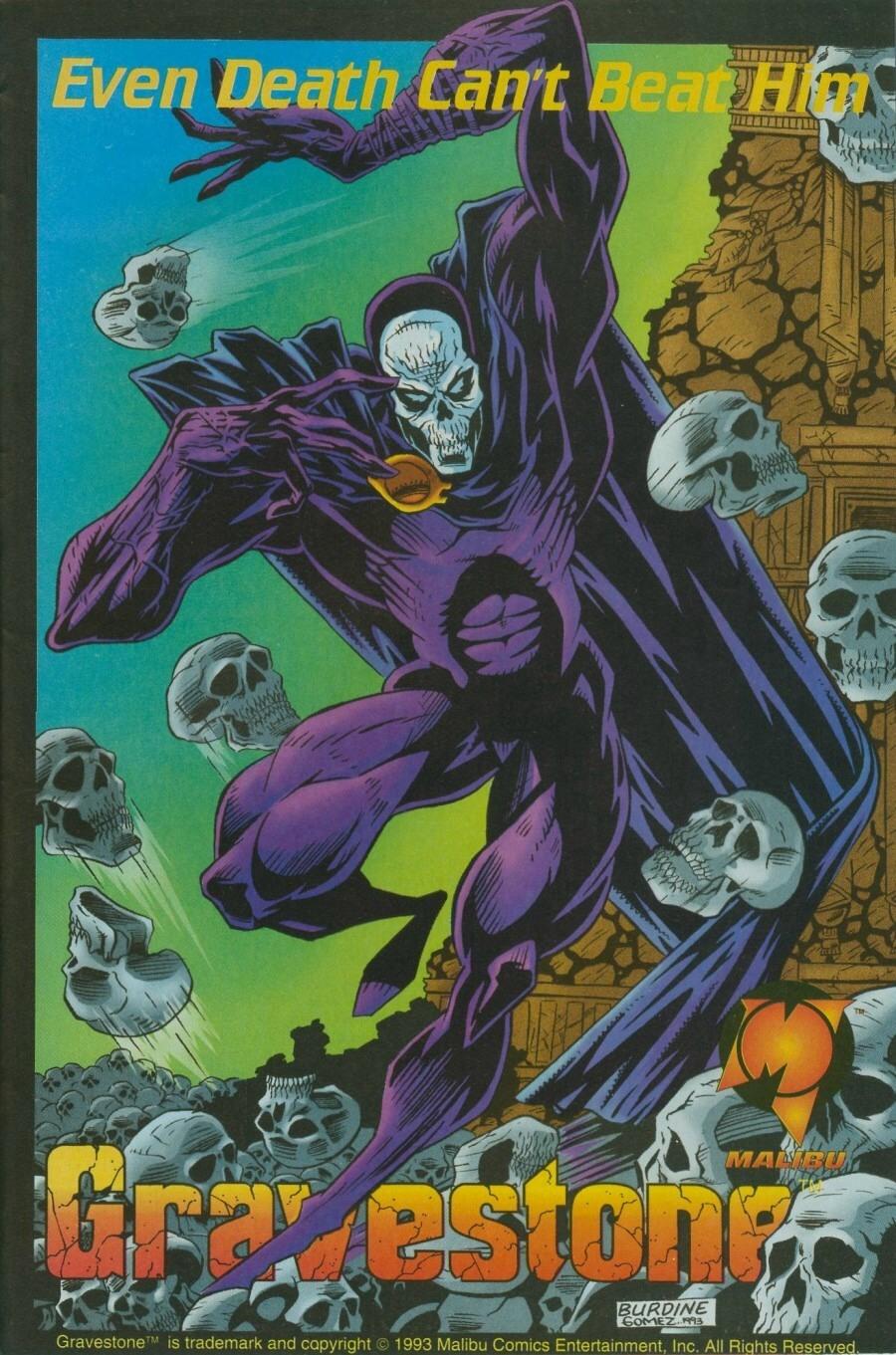 Read online Ex-Mutants comic -  Issue #12 - 32