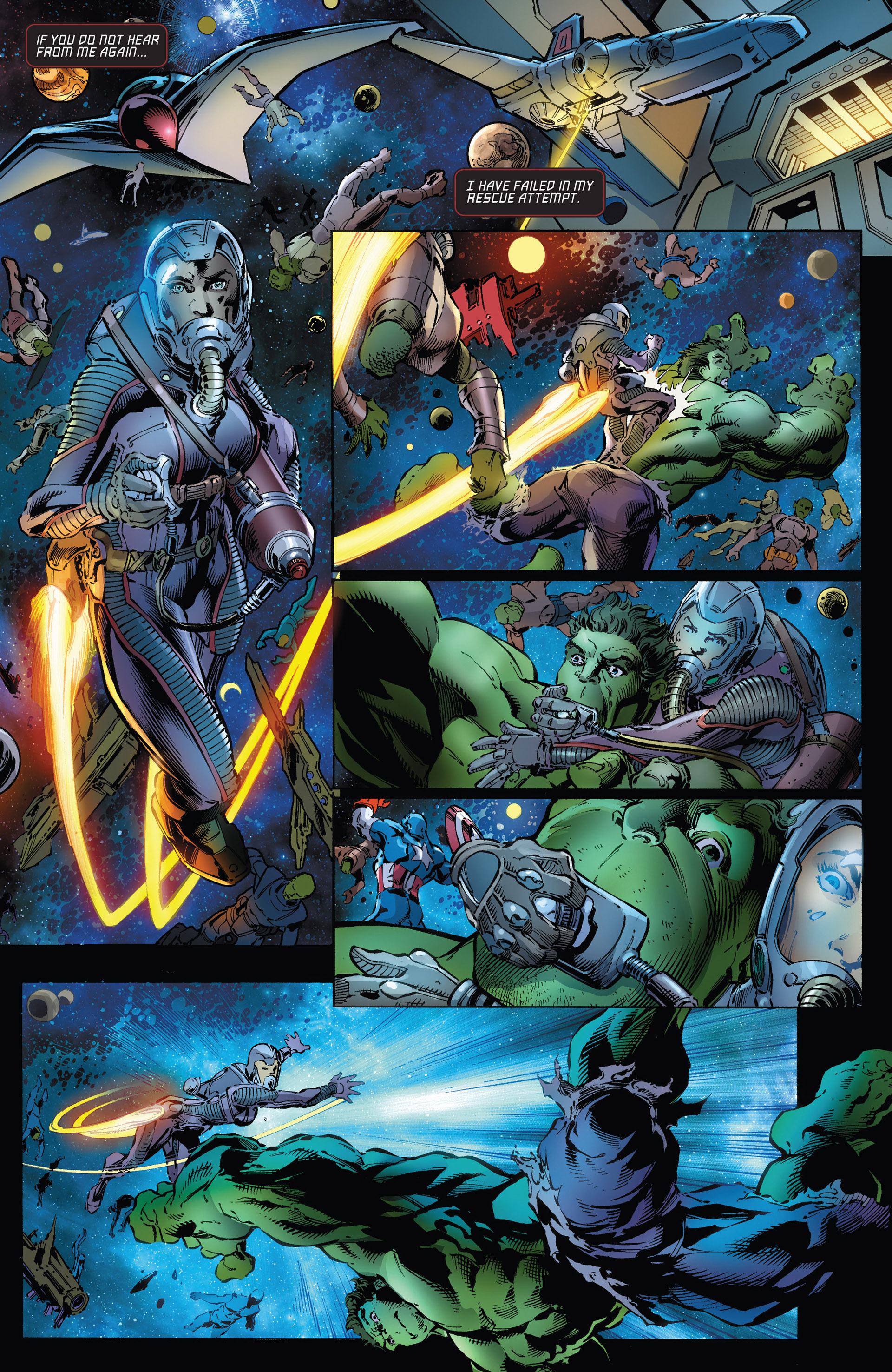 Avengers Assemble (2012) 7 Page 5