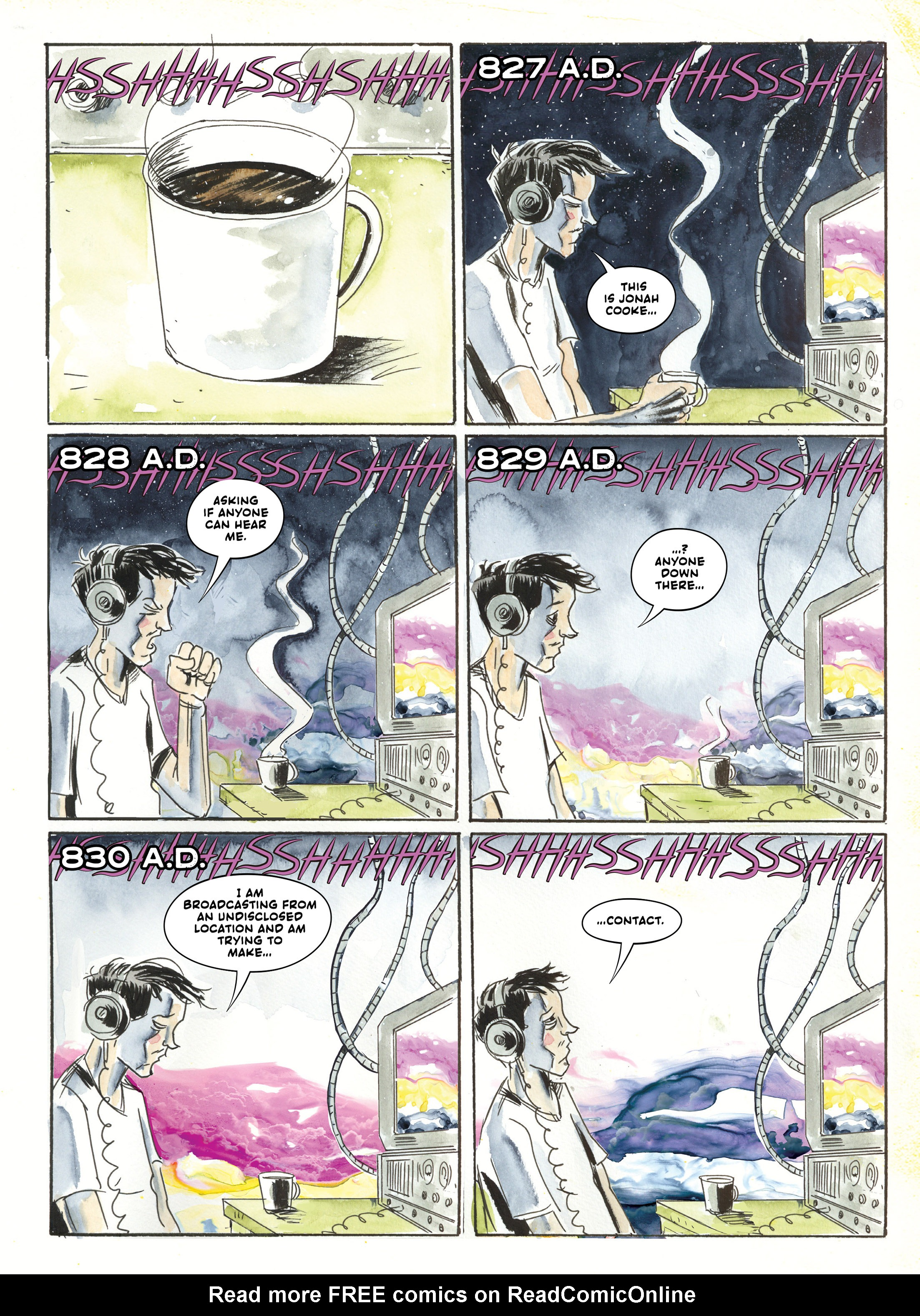 Read online A.D.: After Death comic -  Issue #2 - 39