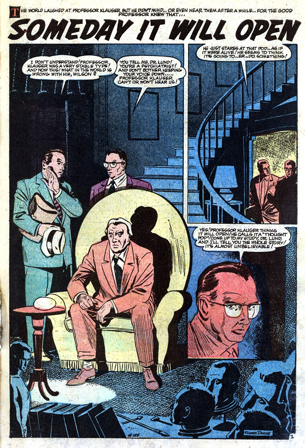 Mystic (1951) issue 61 - Page 3
