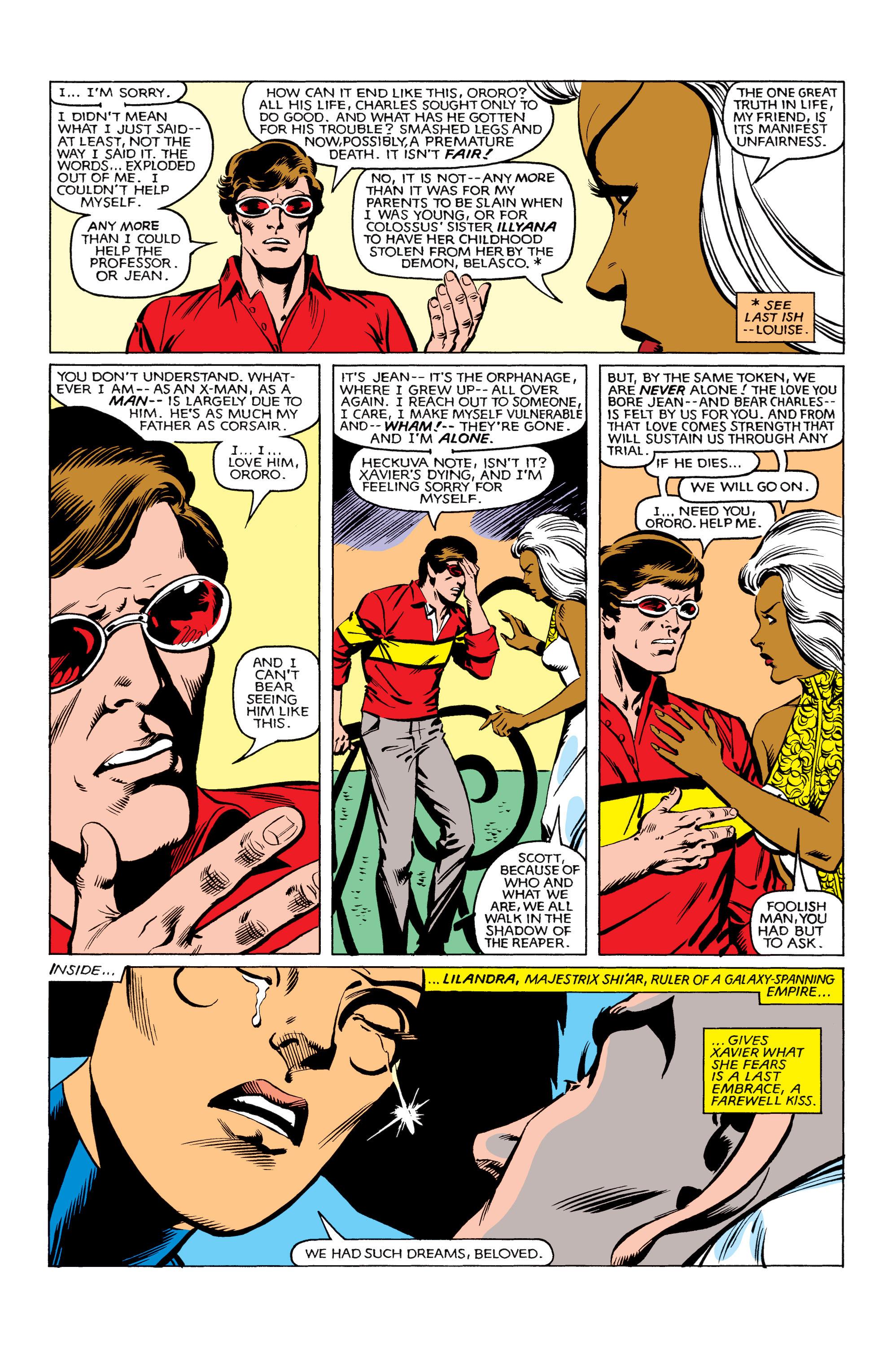 Read online Uncanny X-Men (1963) comic -  Issue #161 - 5