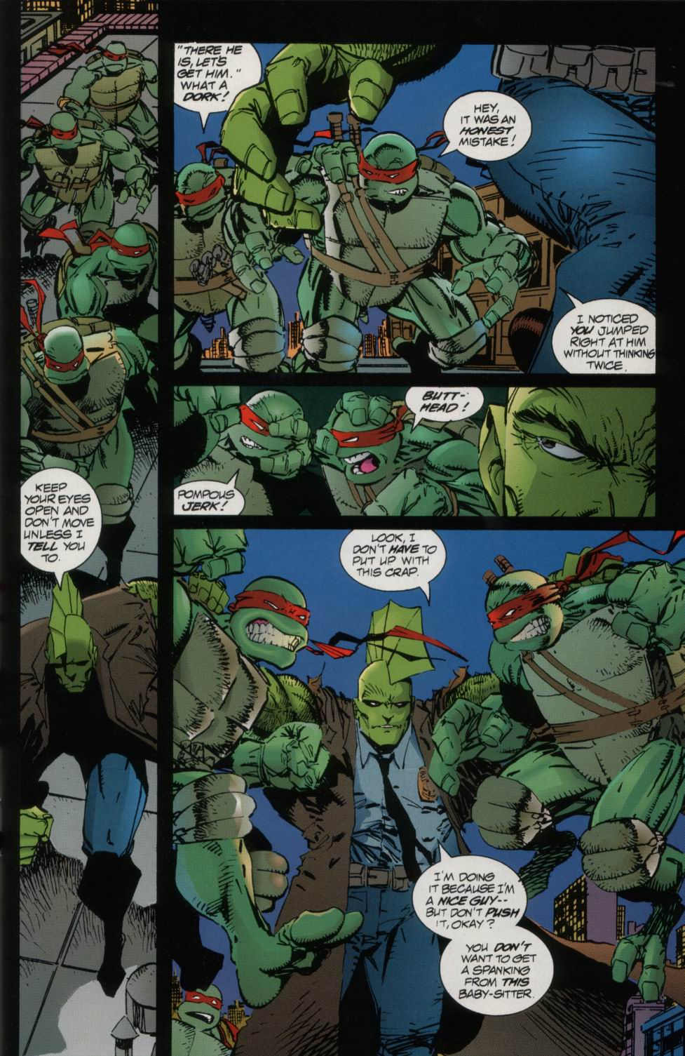 The Savage Dragon (1993) Issue #2 #4 - English 12