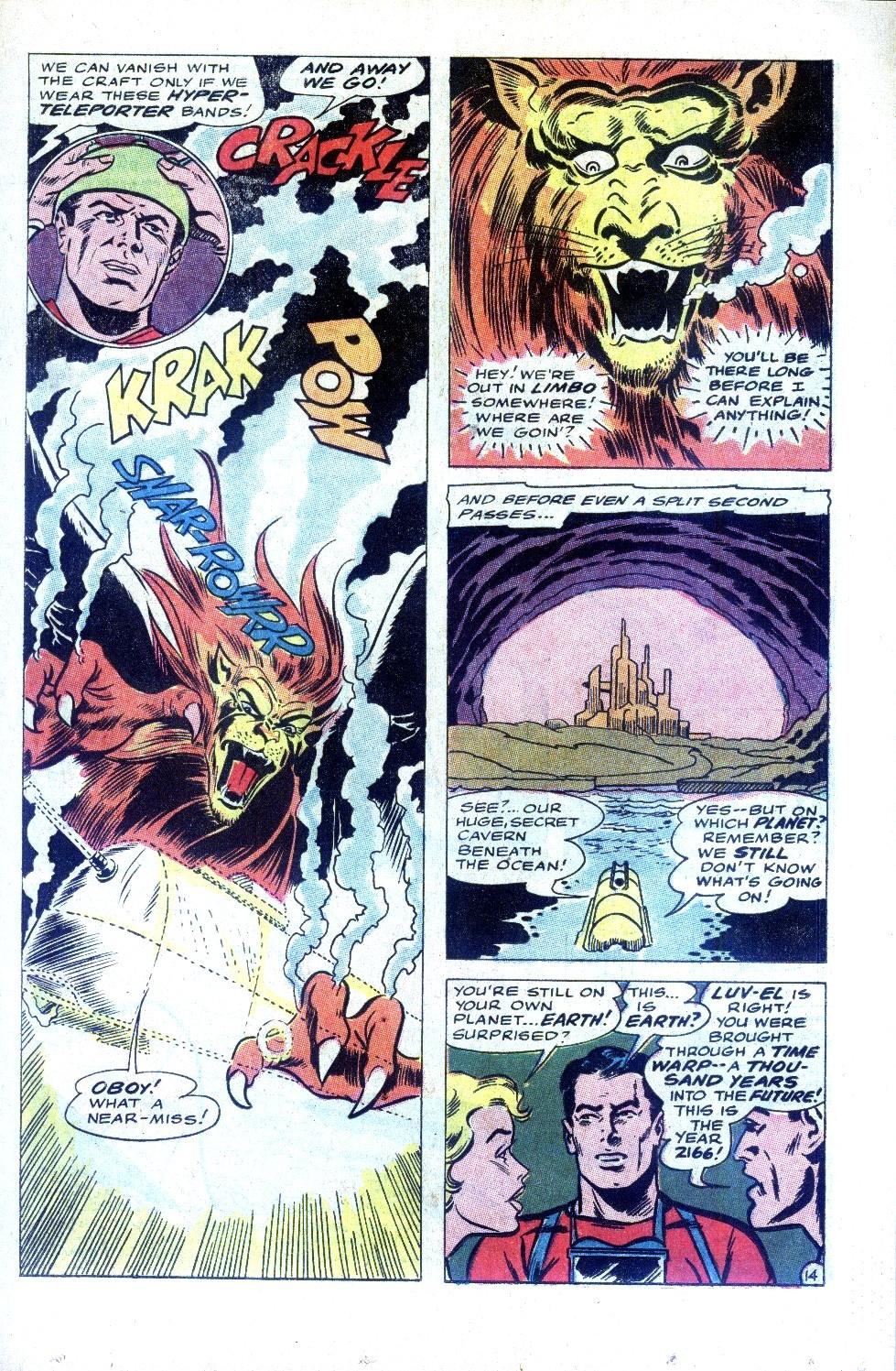Read online Sea Devils comic -  Issue #32 - 20