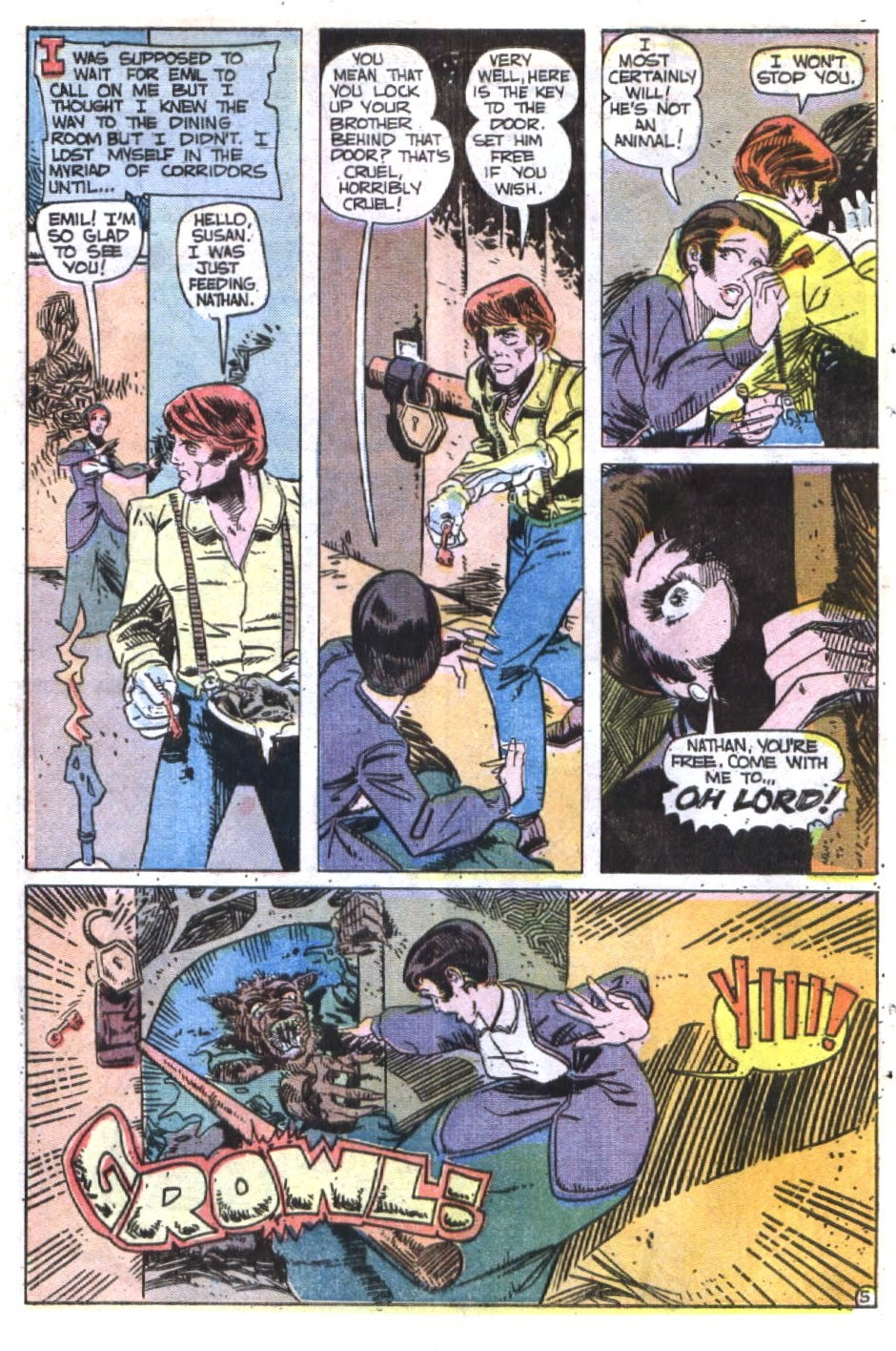 Haunted Love (1973) issue 5 - Page 16