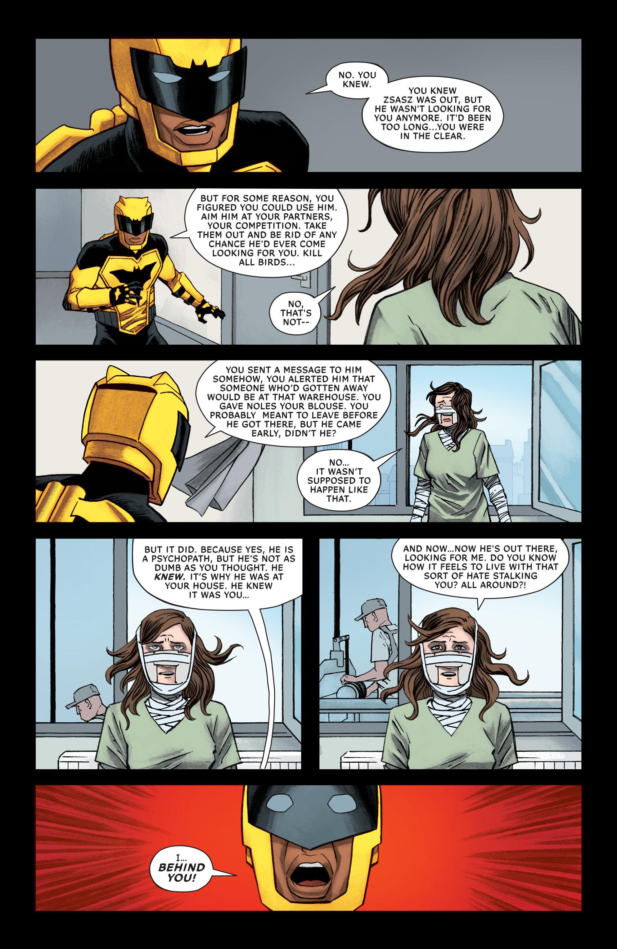Read online All-Star Batman comic -  Issue #4 - 29