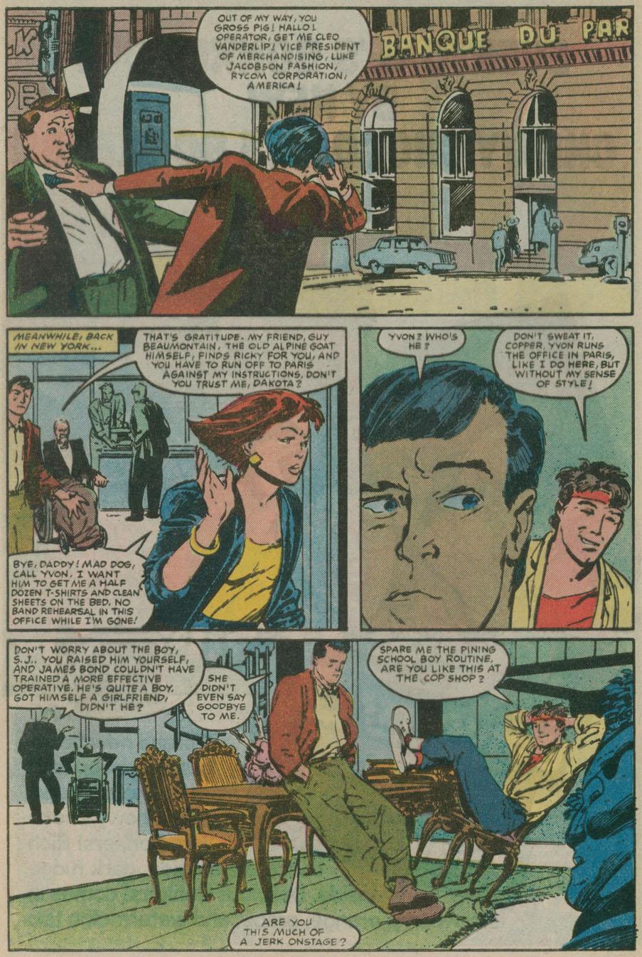 Read online Dakota North comic -  Issue #3 - 6