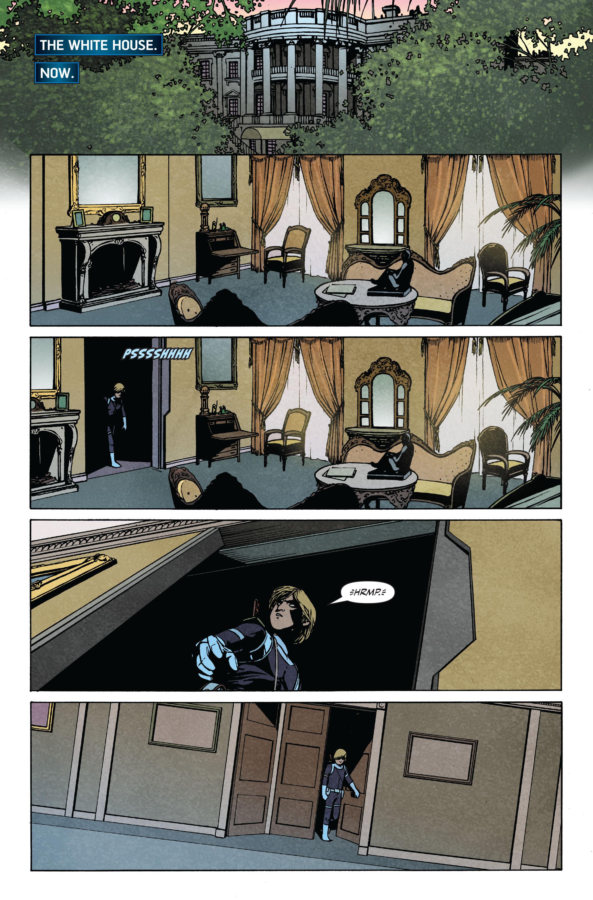 Read online Siege: Secret Warriors comic -  Issue # Full - 11