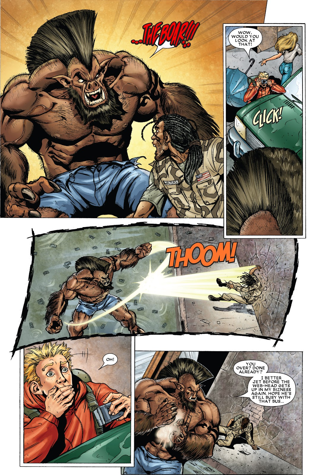 Read online Thor: Ragnaroks comic -  Issue # TPB (Part 4) - 71