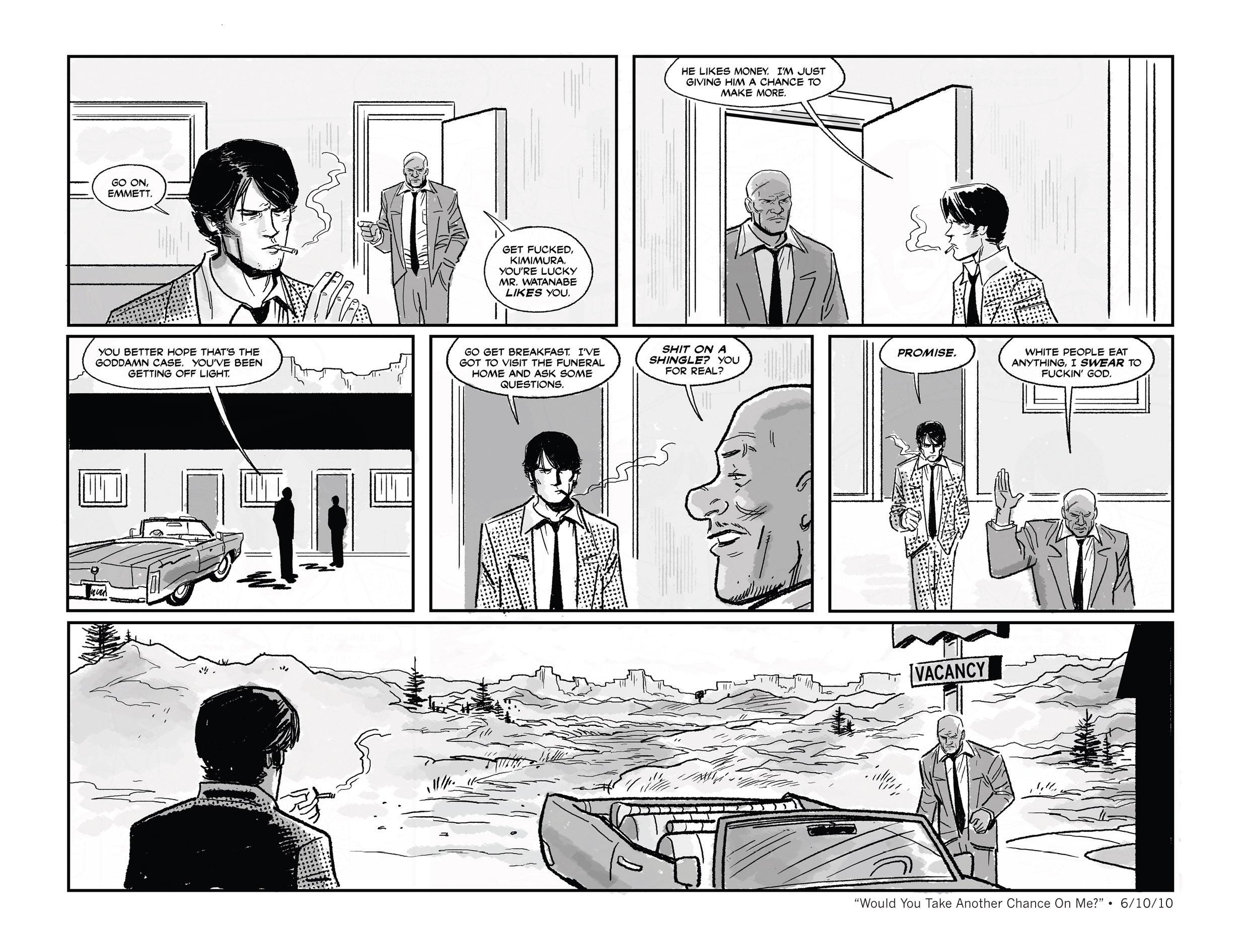 Read online She Died In Terrebonne comic -  Issue #3 - 5