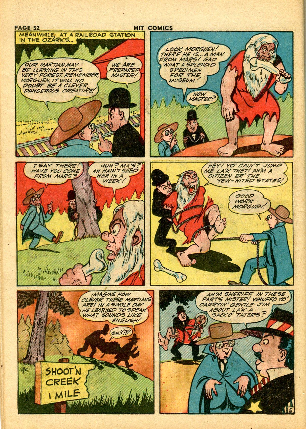 Read online Hit Comics comic -  Issue #28 - 55