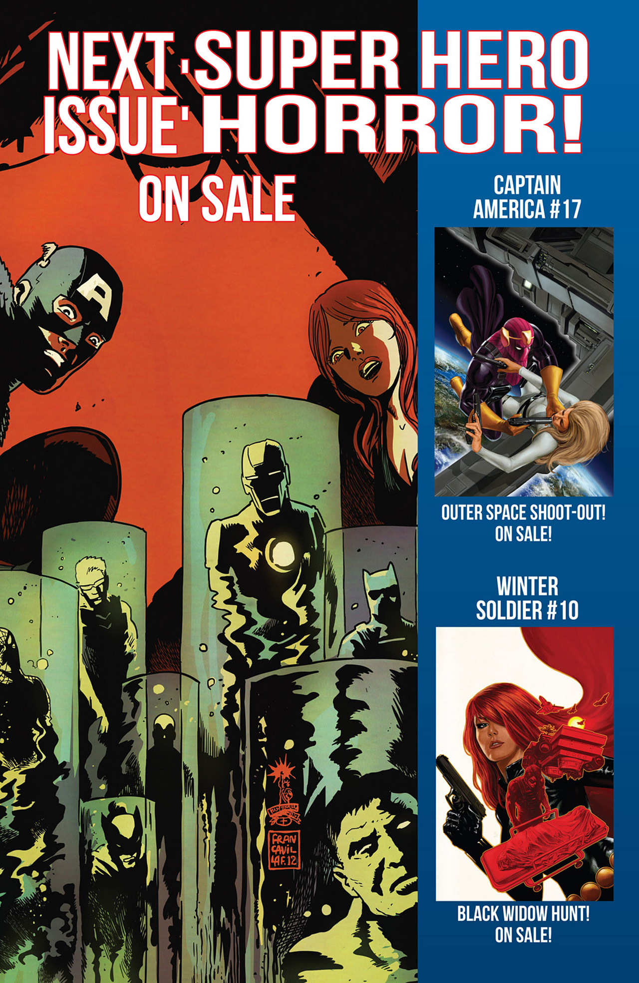 Read online Captain America And Black Widow comic -  Issue #636 - 23