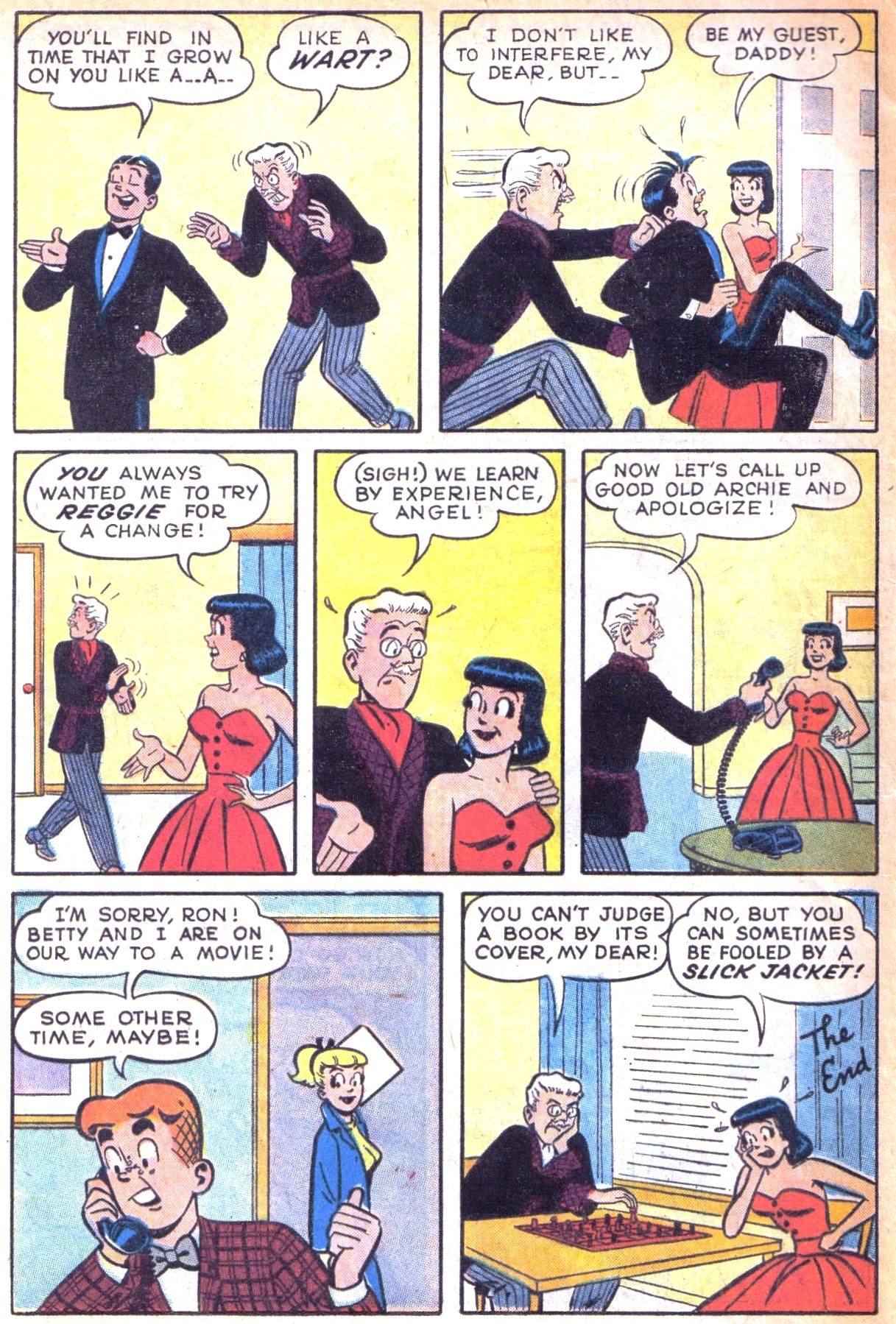 Read online Archie (1960) comic -  Issue #129 - 8