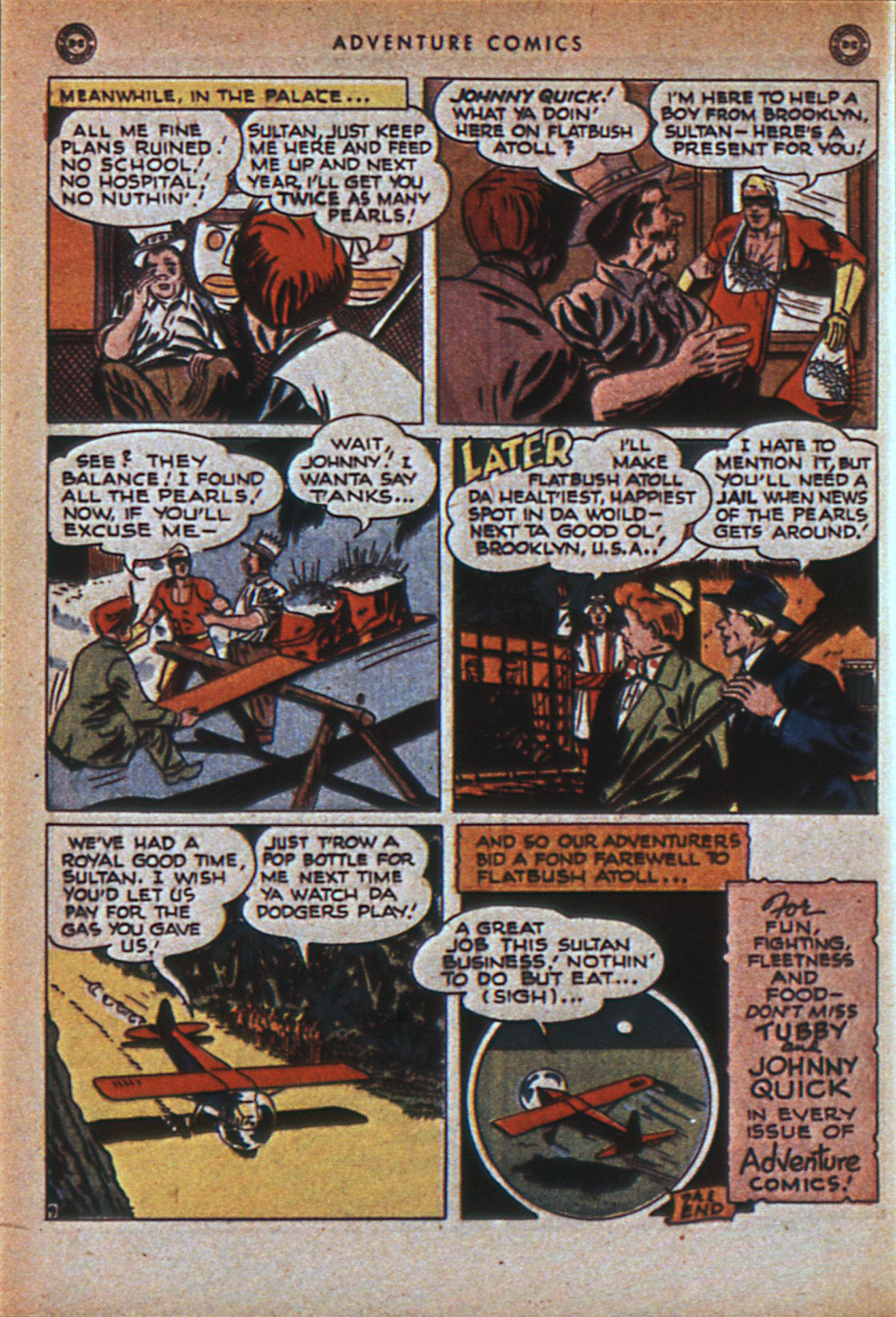 Read online Adventure Comics (1938) comic -  Issue #116 - 49