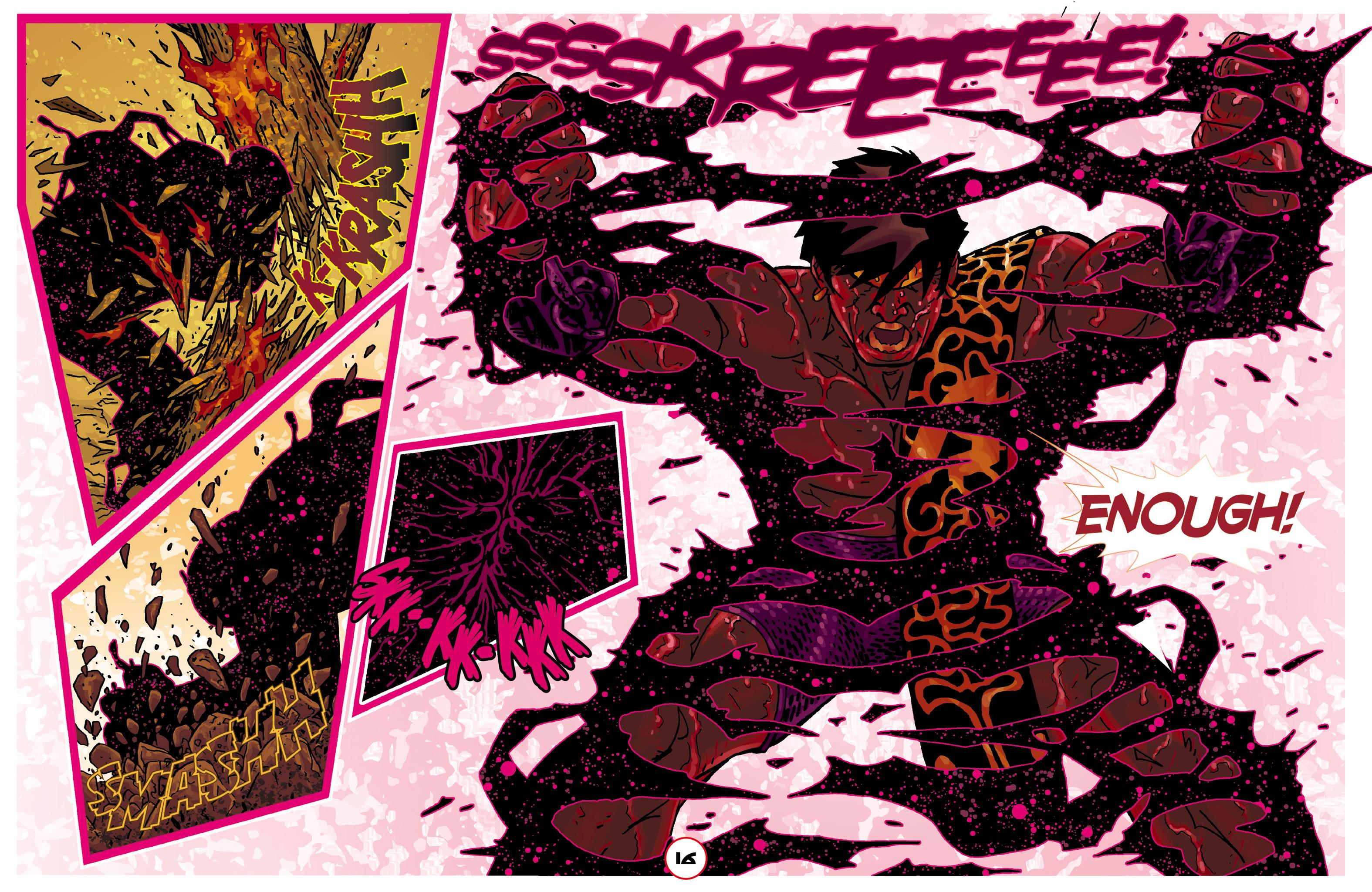 Read online Adam.3 comic -  Issue #2 - 18