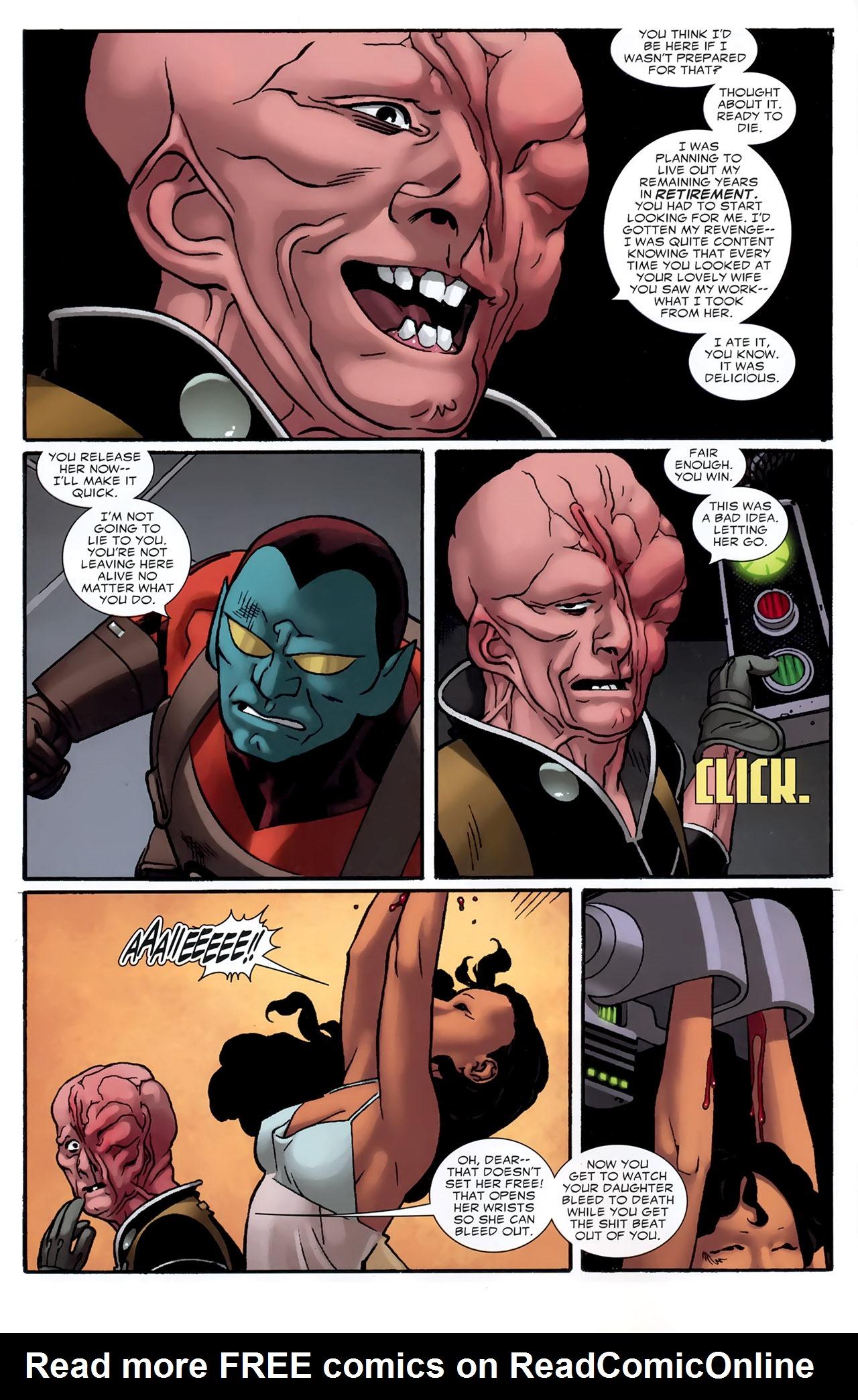 Read online Destroyer comic -  Issue #3 - 11