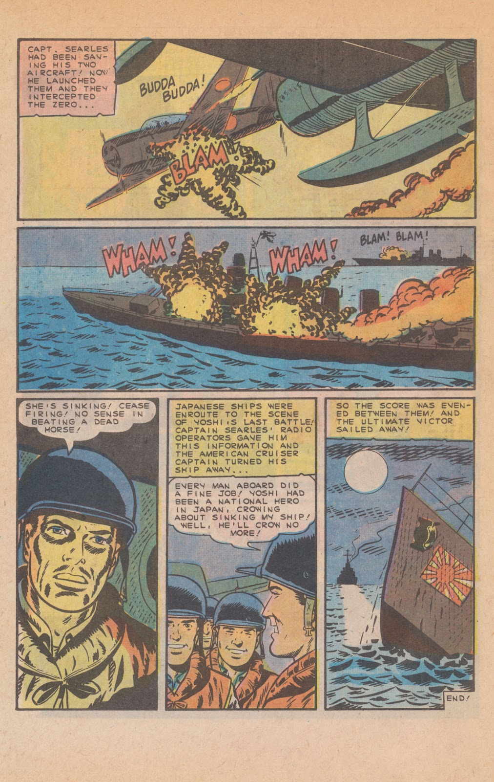 Read online Fightin' Navy comic -  Issue #132 - 32