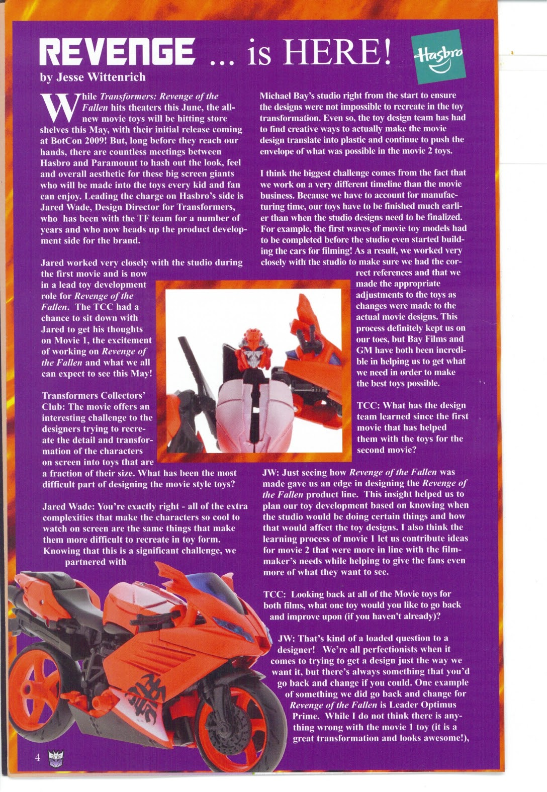 Read online Transformers: Collectors' Club comic -  Issue #27 - 4