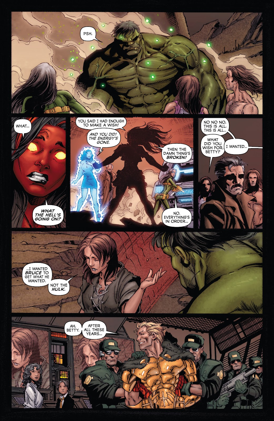 Read online Incredible Hulks (2010) comic -  Issue # _TPB Heart of the Monster - 125