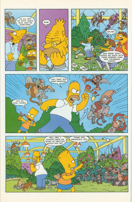 Read online Simpsons Comics comic -  Issue #41 - 19