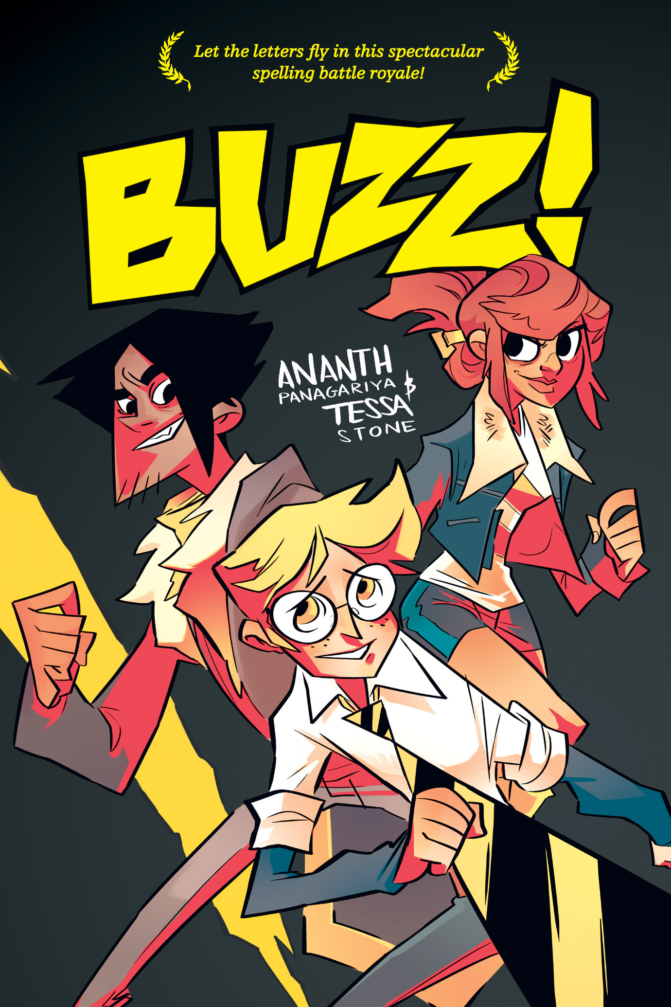 Read online BUZZ! comic -  Issue # TPB - 1