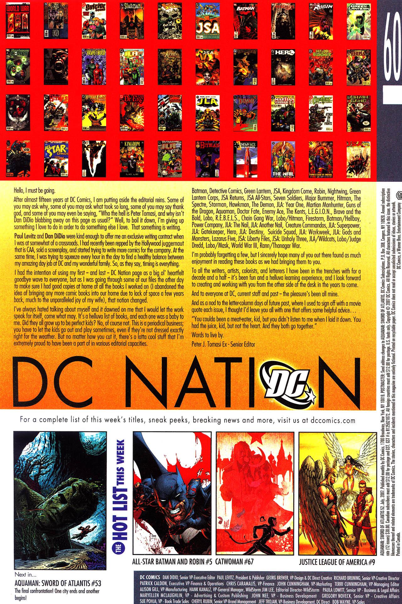 Read online Aquaman: Sword of Atlantis comic -  Issue #52 - 24