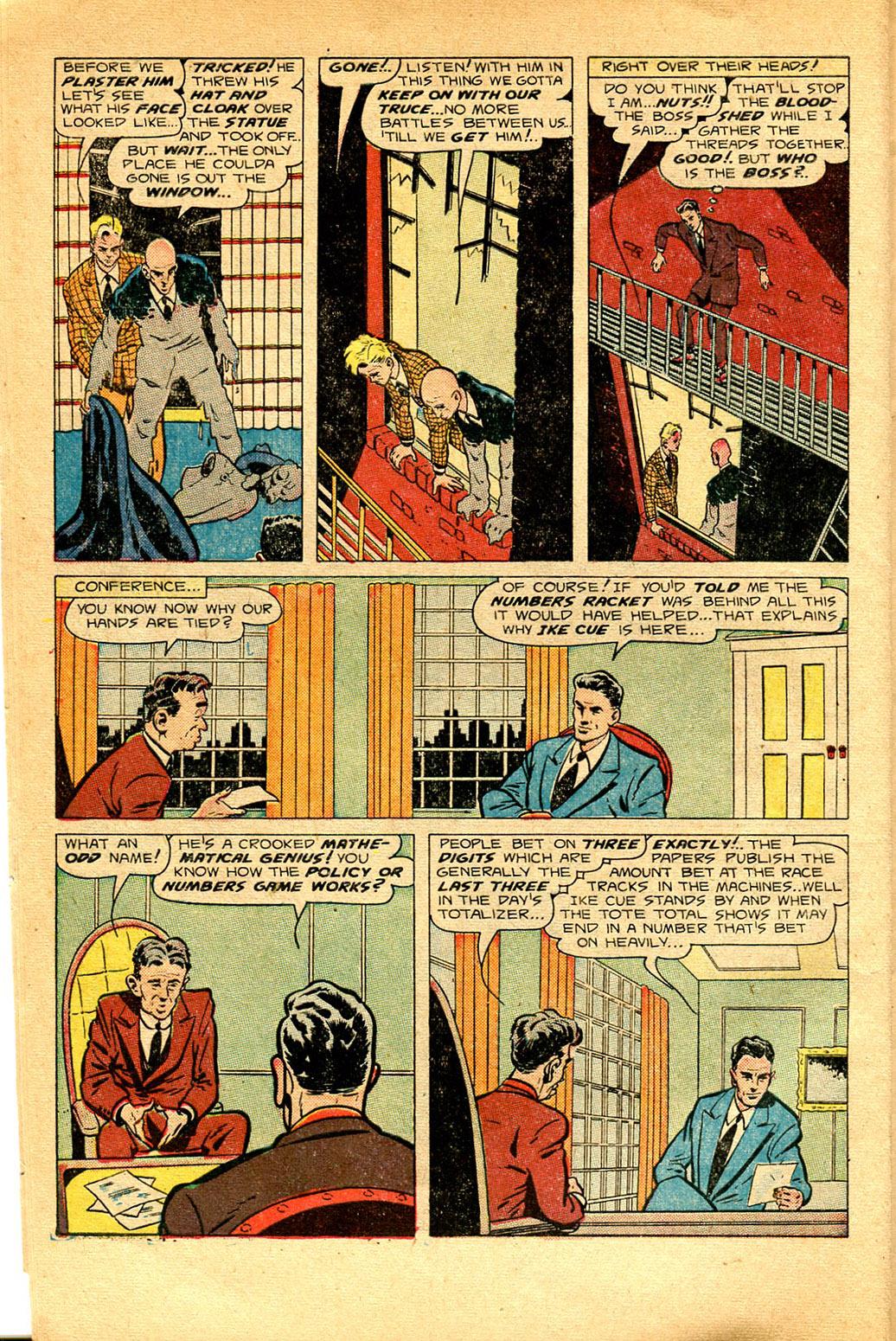Read online Shadow Comics comic -  Issue #97 - 10