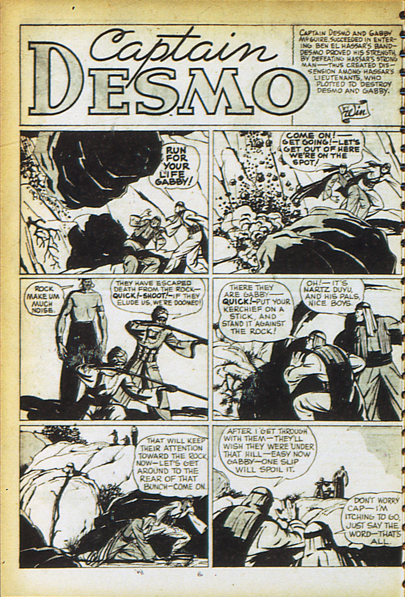 Read online Adventure Comics (1938) comic -  Issue #30 - 29