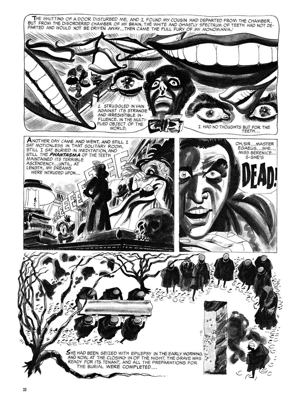 Read online Eerie Archives comic -  Issue # TPB 3 - 33