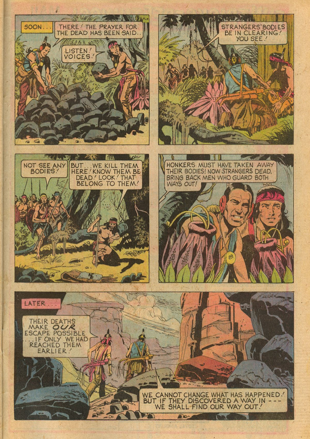 Read online Turok, Son of Stone comic -  Issue #107 - 33