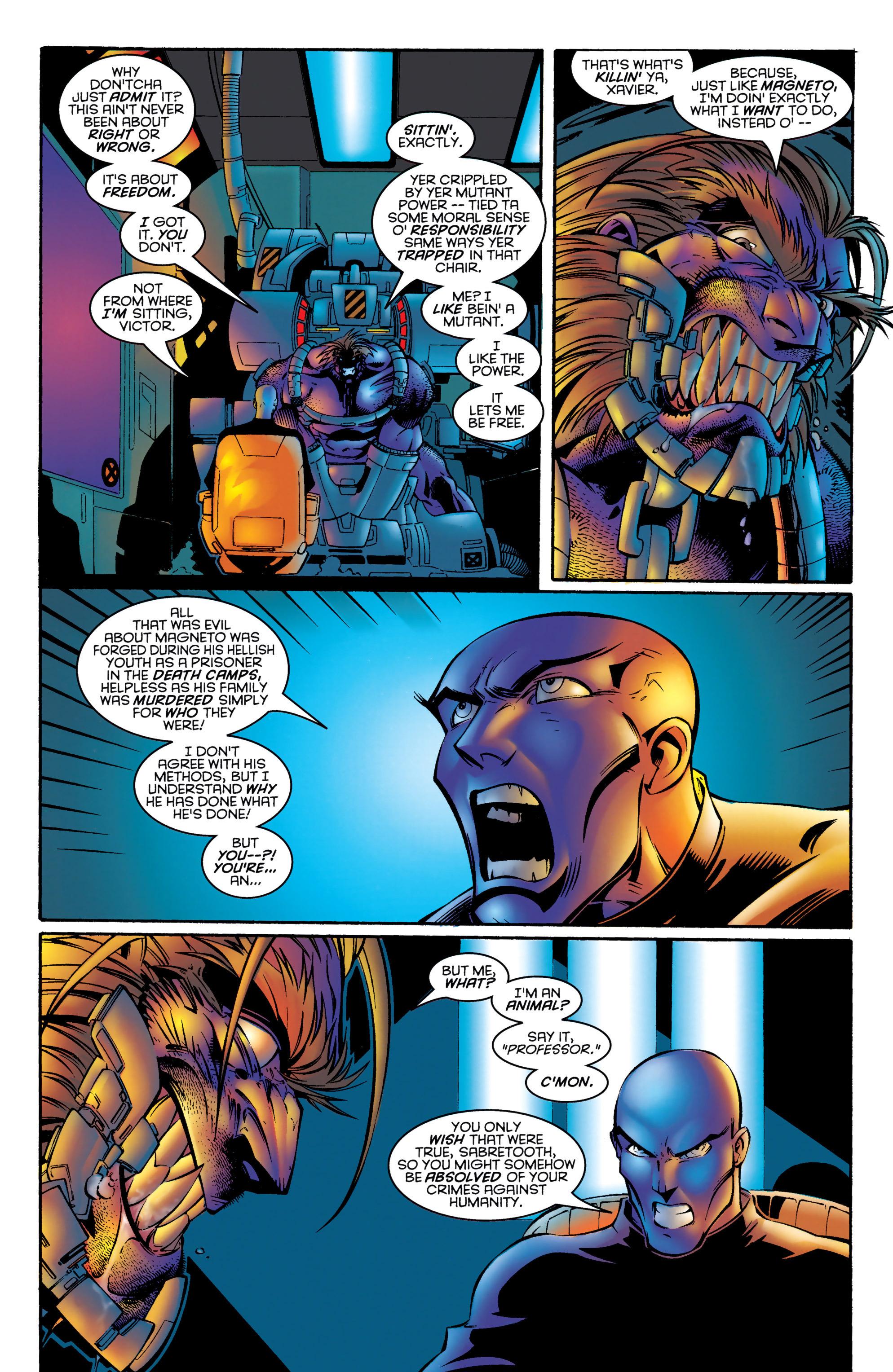 Read online Uncanny X-Men (1963) comic -  Issue #328 - 7