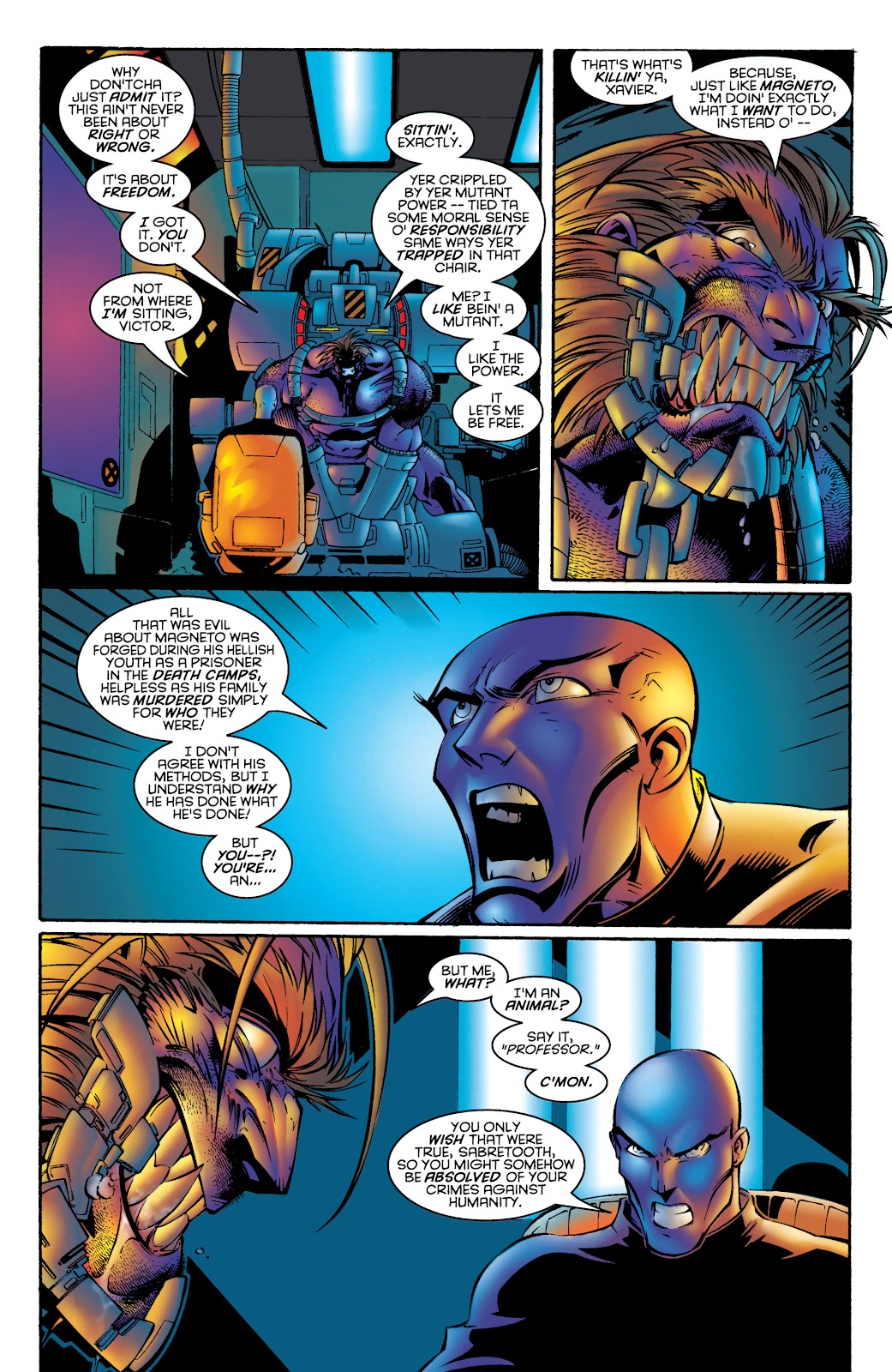 Uncanny X-Men (1963) issue 328 - Page 7