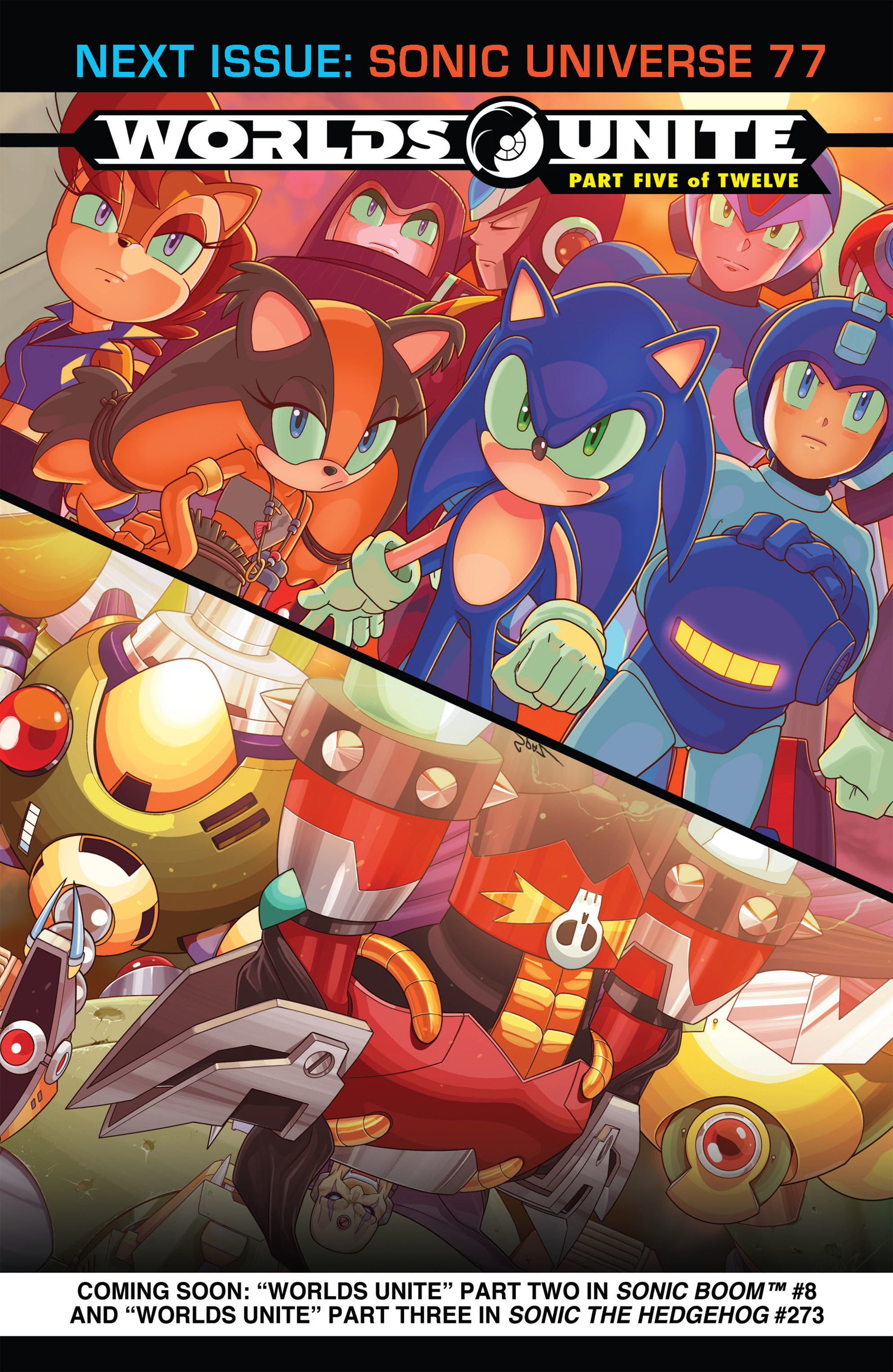 Read online Sonic Universe comic -  Issue #76 - 24