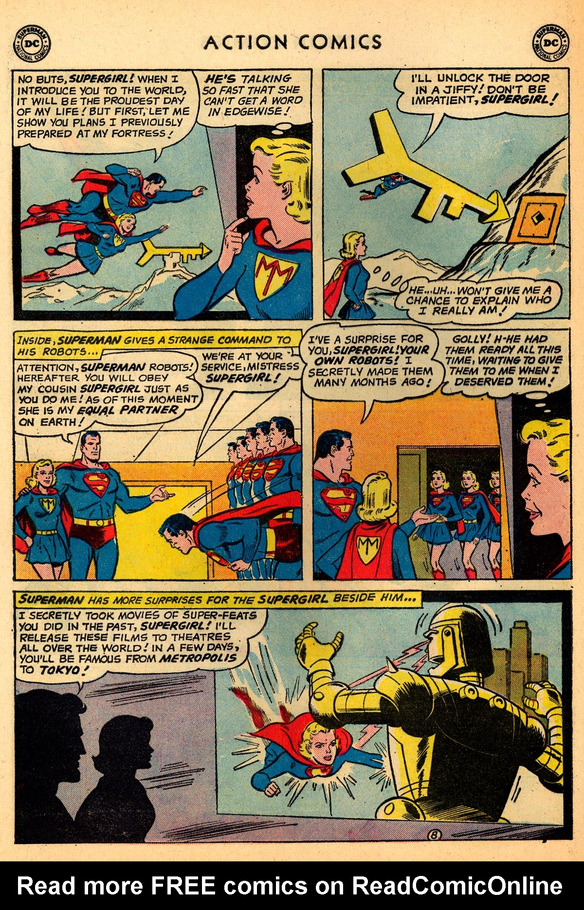 Read online Action Comics (1938) comic -  Issue #273 - 24