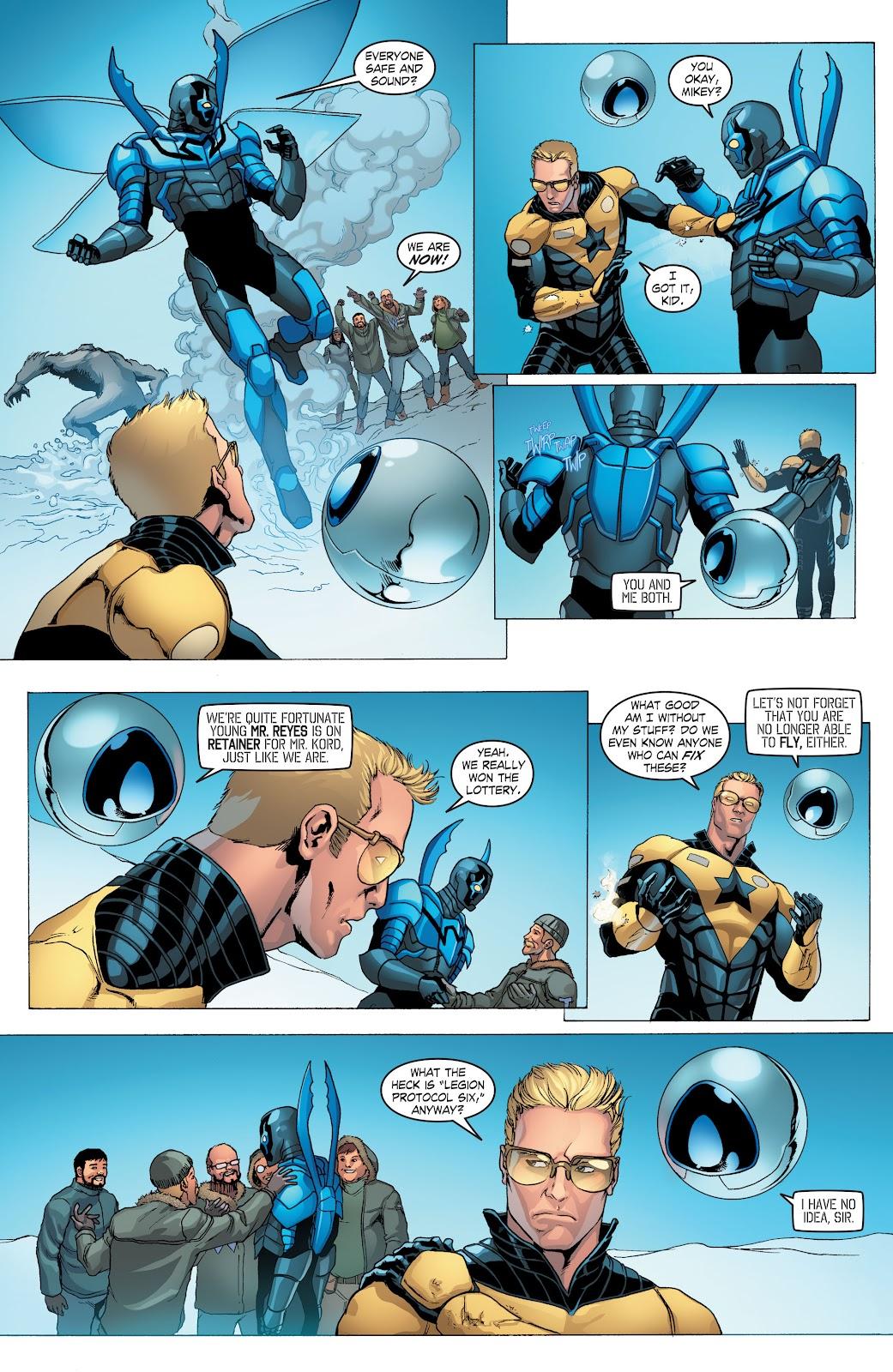 Read online Smallville Season 11 [II] comic -  Issue # TPB 4 - 10