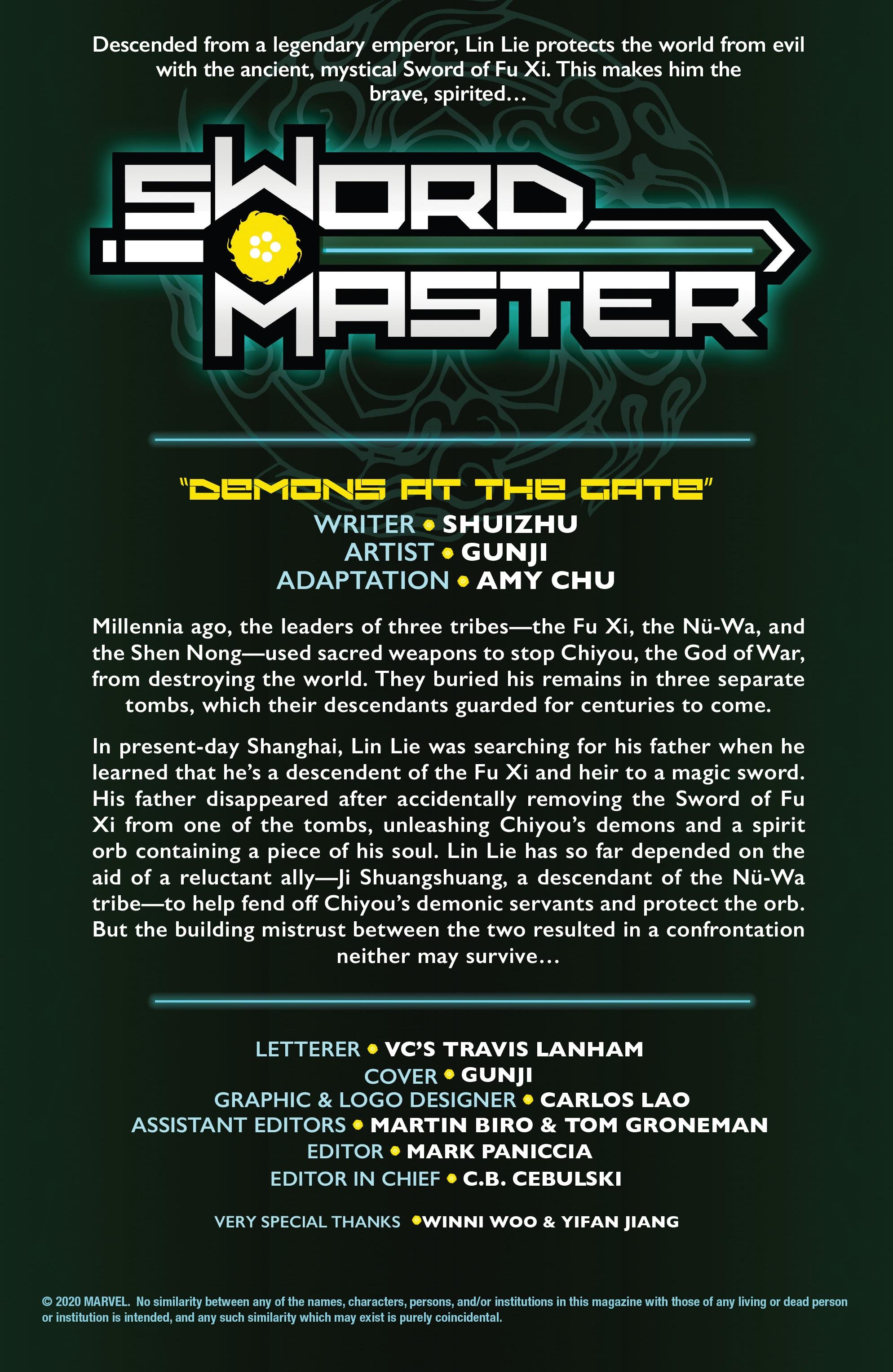 Sword Master 8 Page 2