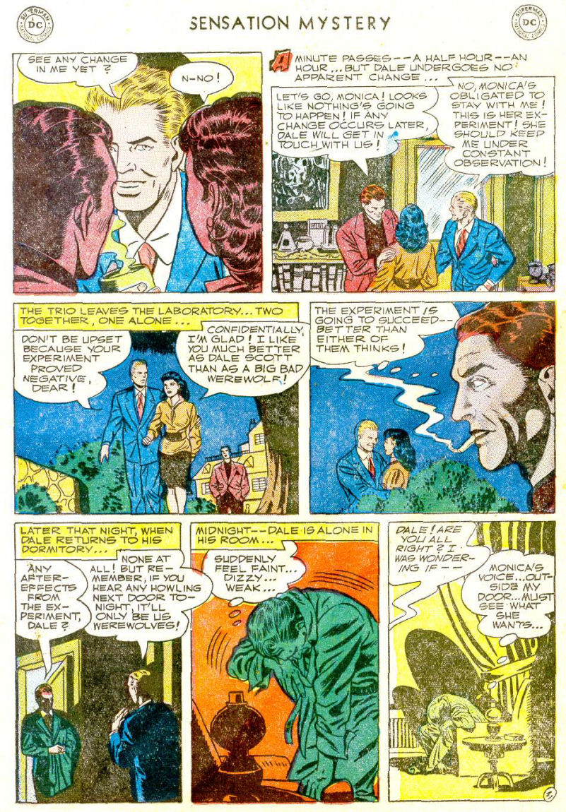 Read online Sensation (Mystery) Comics comic -  Issue #112 - 17