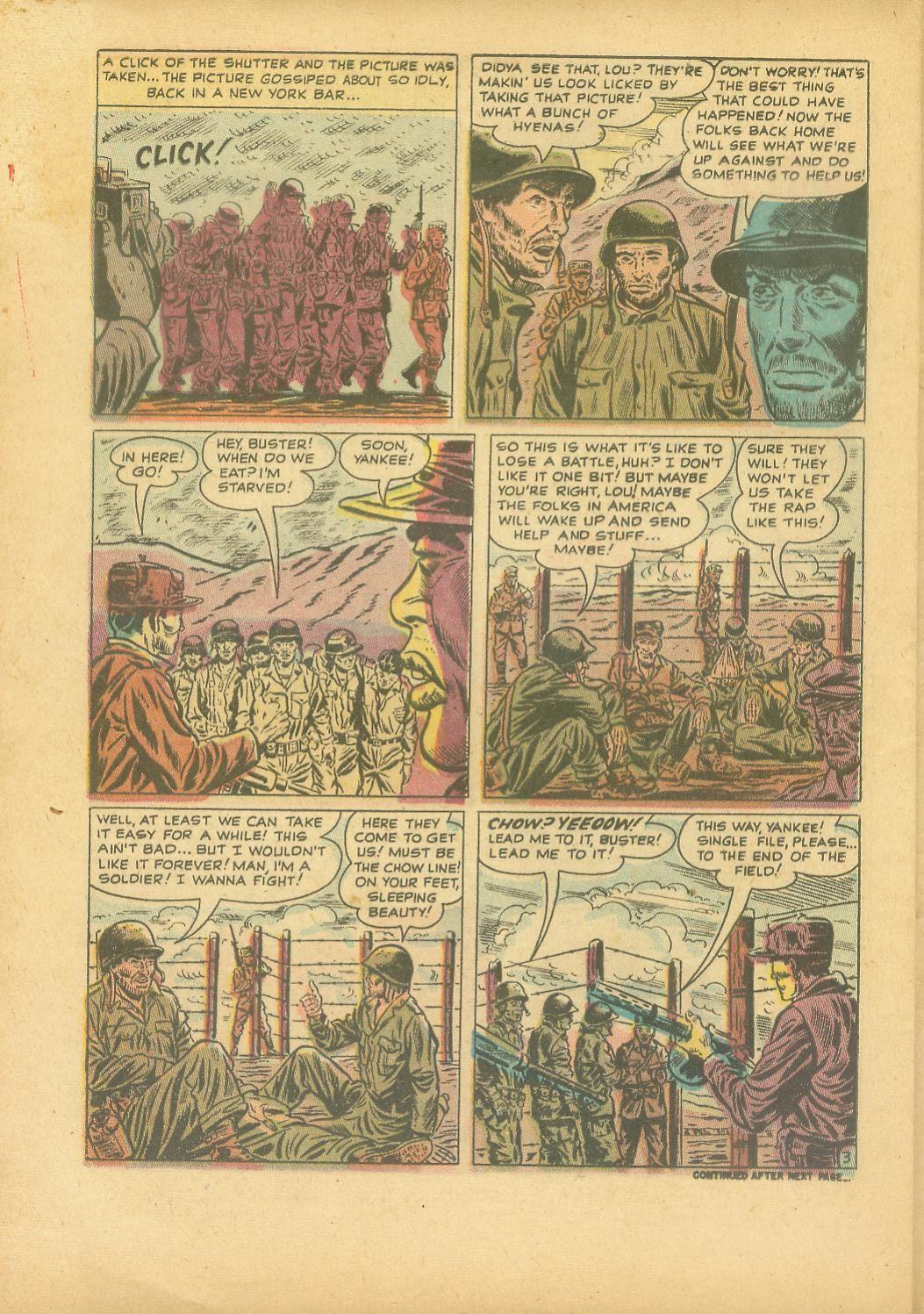 War Adventures issue 1 - Page 28