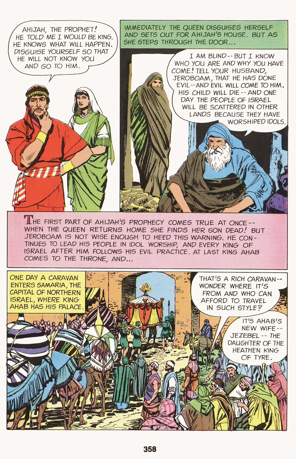 The Picture Bible issue TPB (Part 4) - Page 61