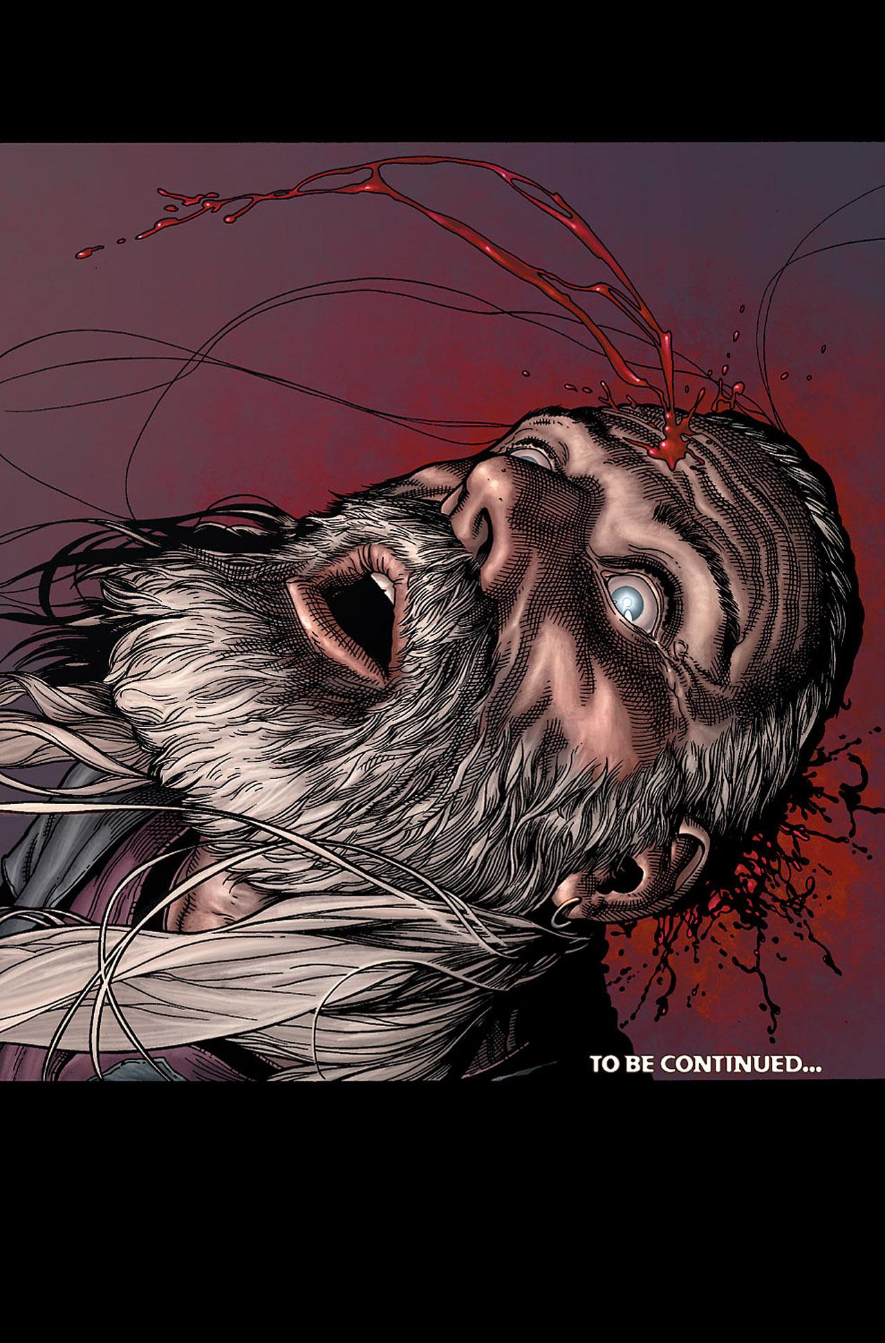 Read online Wolverine: Old Man Logan comic -  Issue # Full - 136