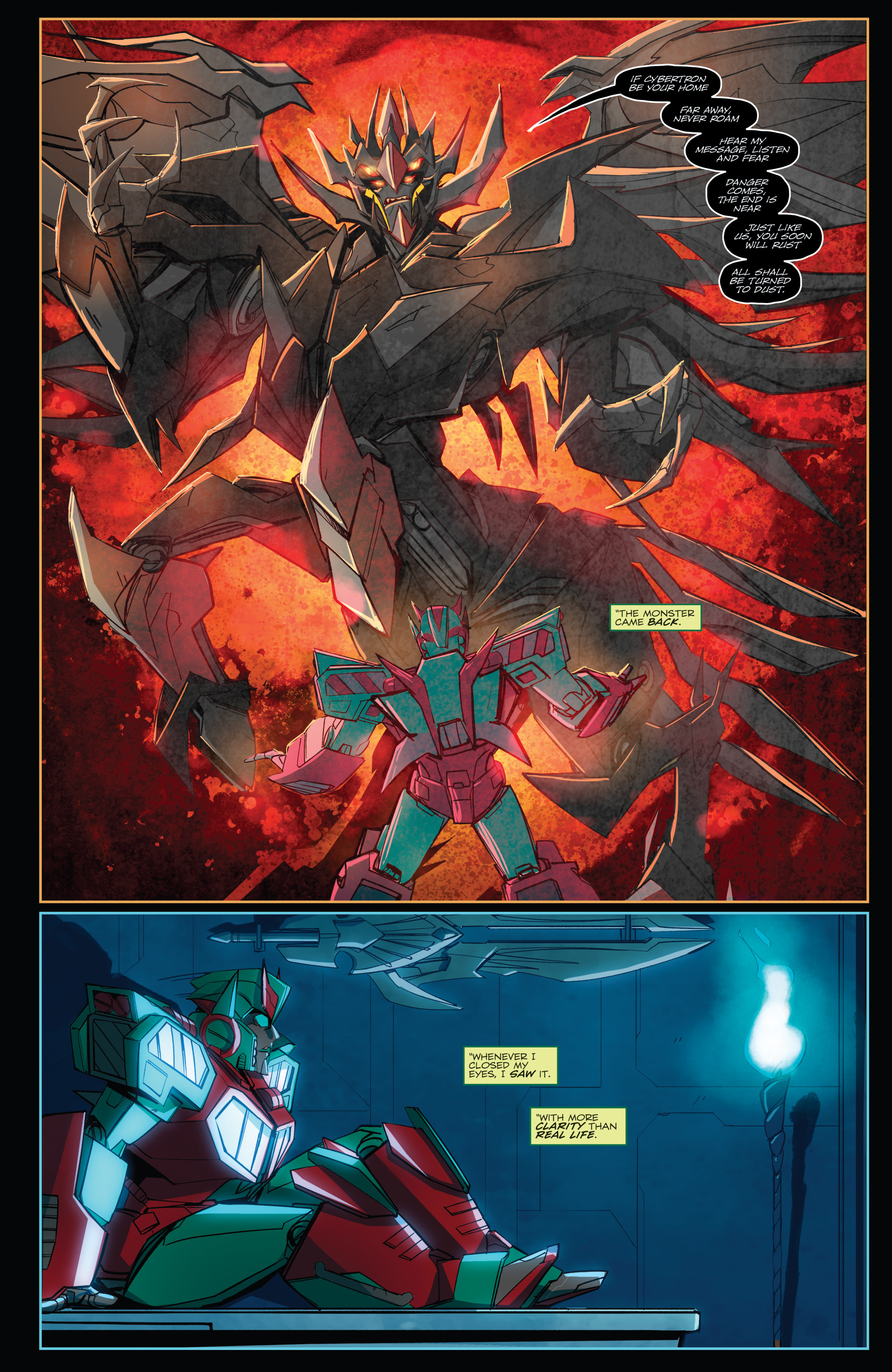 Read online Transformers Annual comic -  Issue # Full - 31